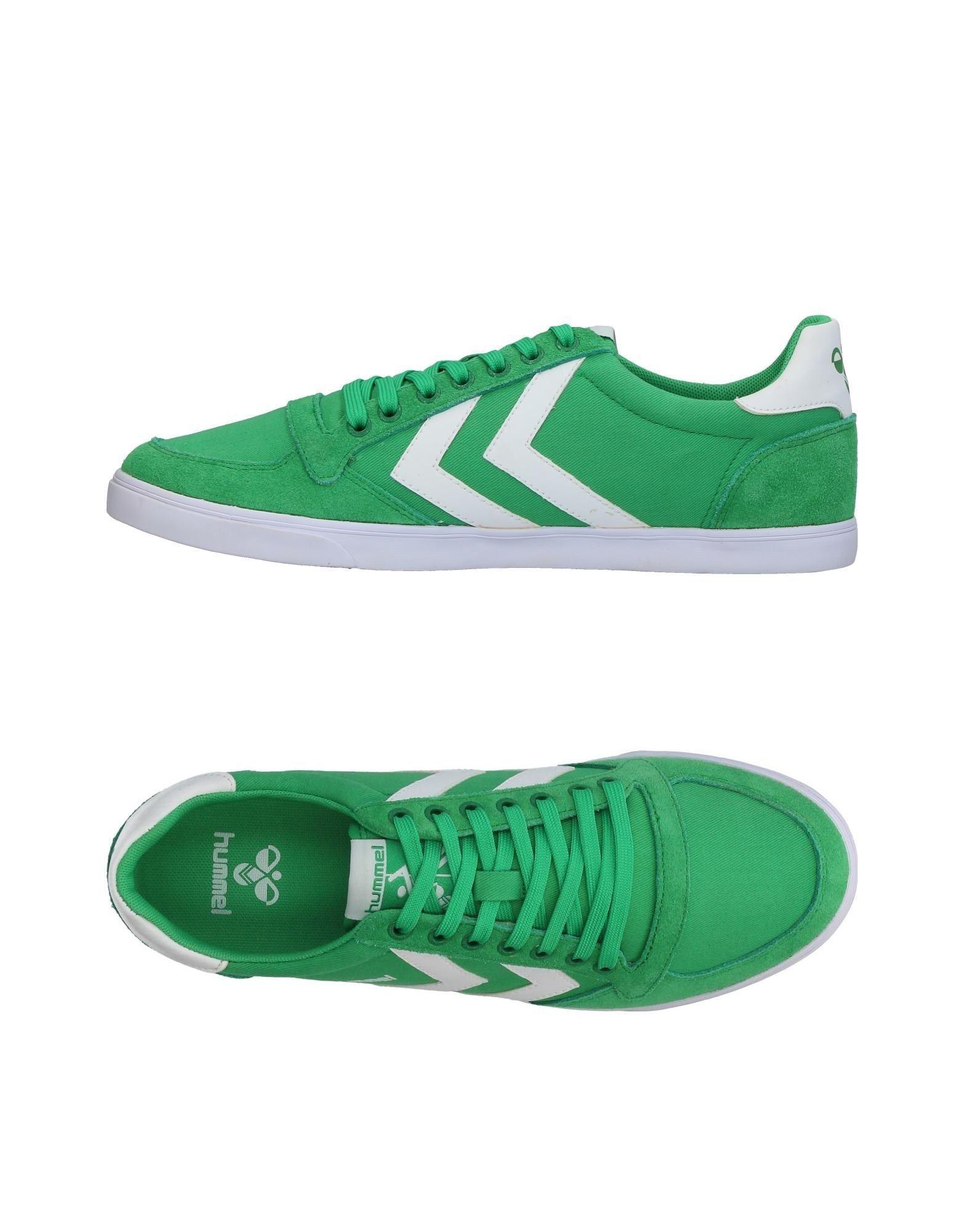 Moda Sneakers Hummel Uomo - 11415108GR