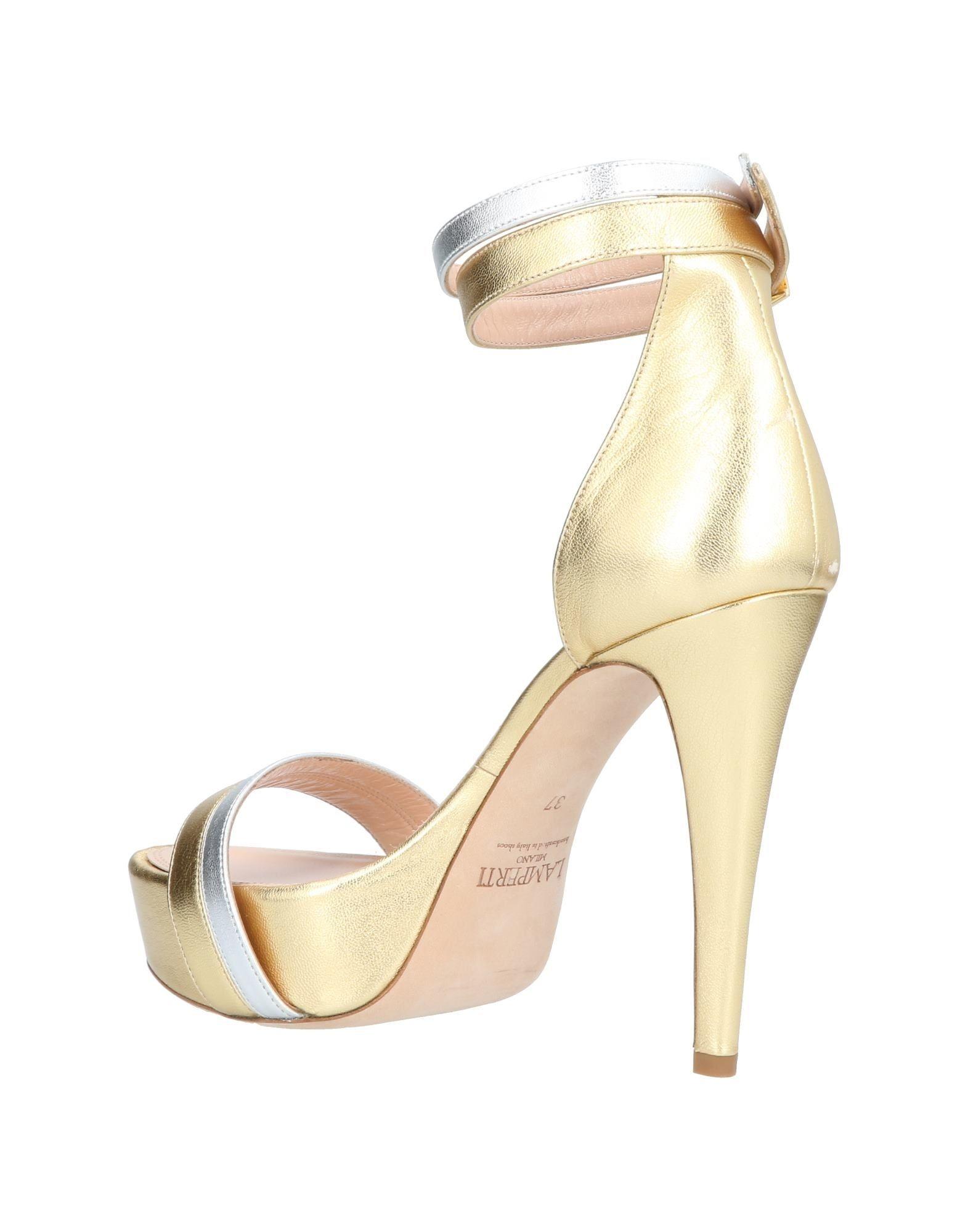 Gut tragenLamperti um billige Schuhe zu tragenLamperti Gut Milano Sandalen Damen  11415130EI 30ffc0