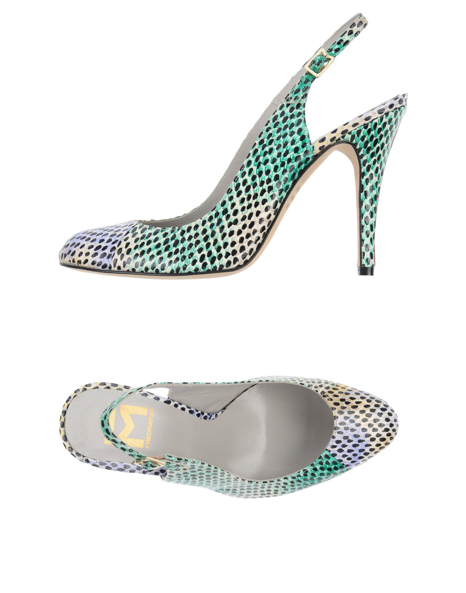 Fredmarzo Pumps Damen  11415148AU Gute Qualität beliebte Schuhe