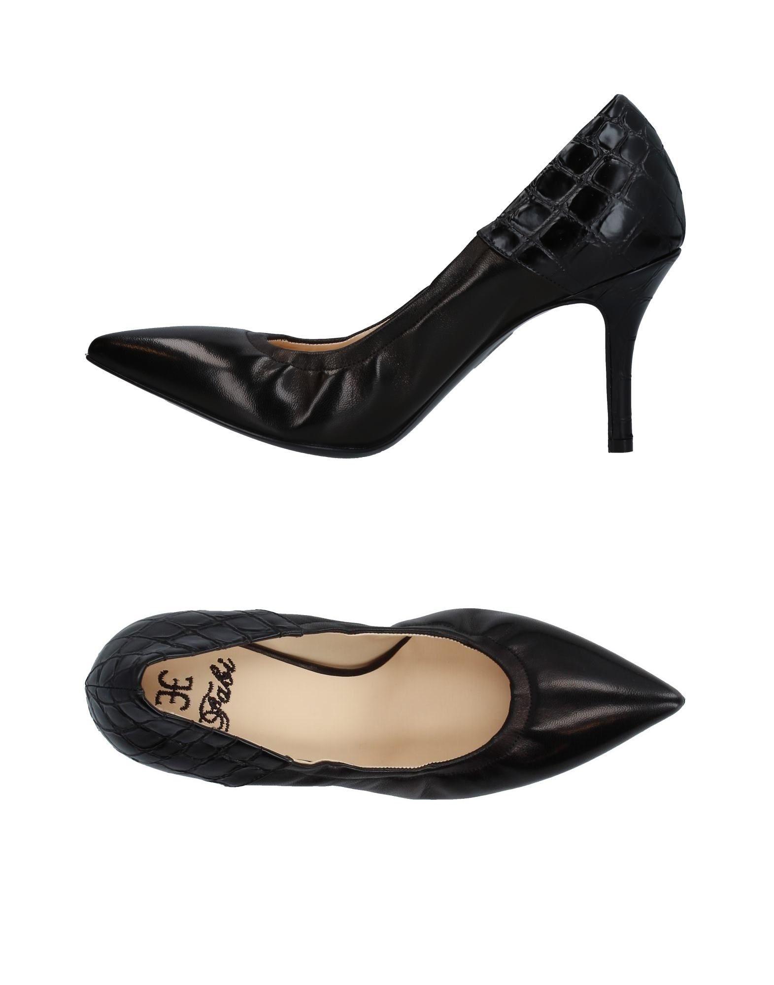Escarpins Fabi Femme - Escarpins Fabi Rouge Confortable et belle