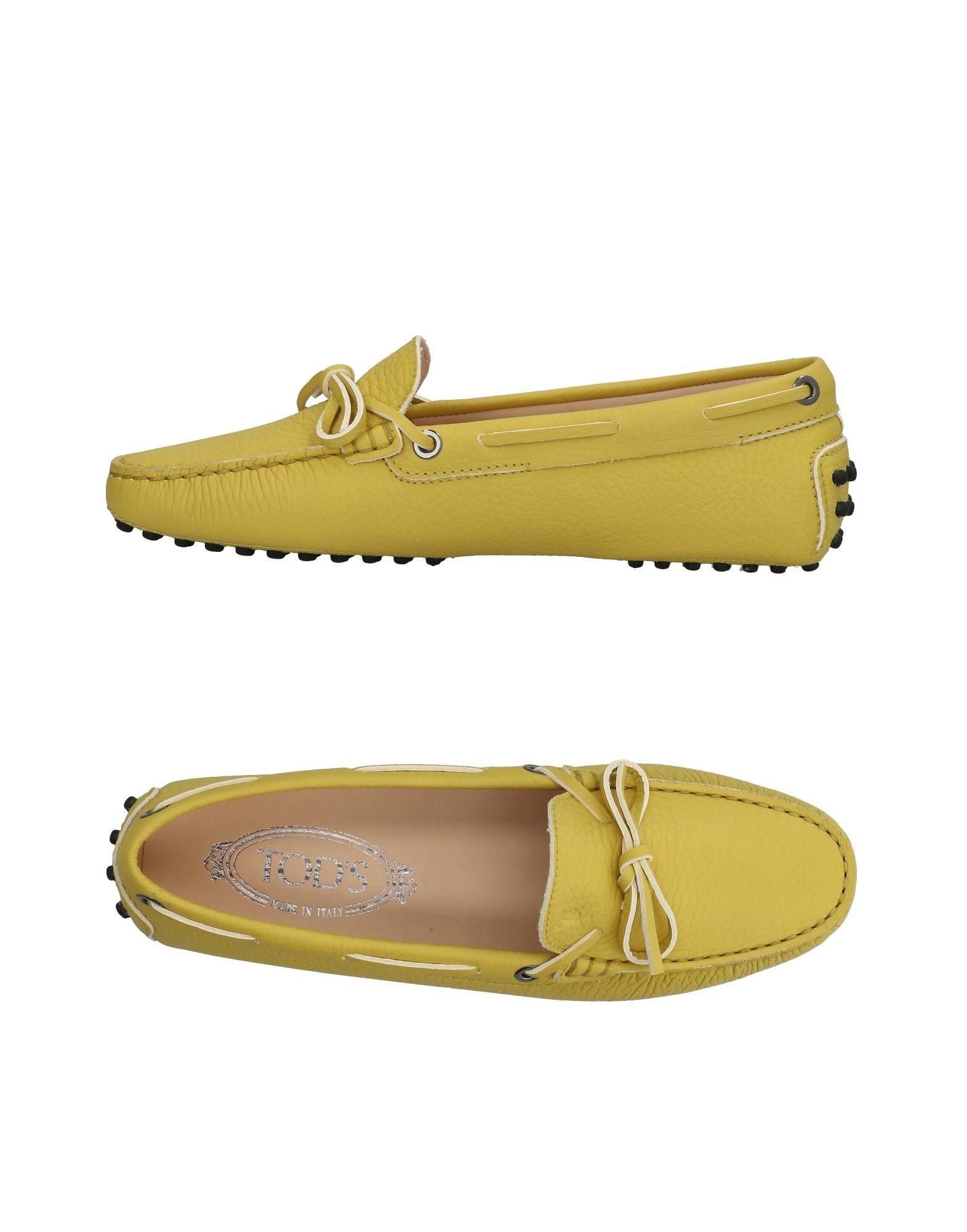 Tod's Mokassins Damen  11415305PUGut aussehende strapazierfähige Schuhe