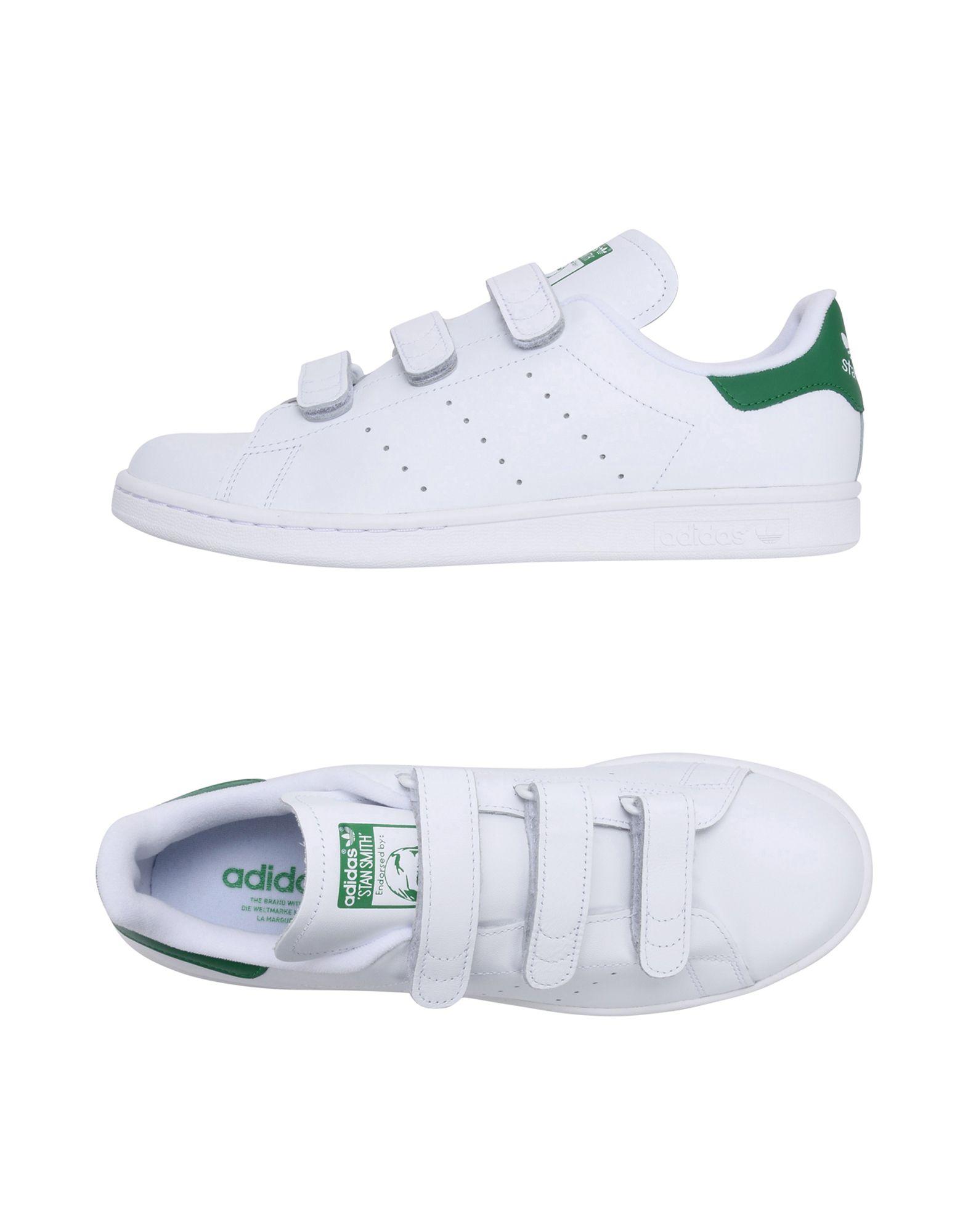 Rabatt echte Schuhe Adidas Originals Stan Smith Cf  11415339MJ