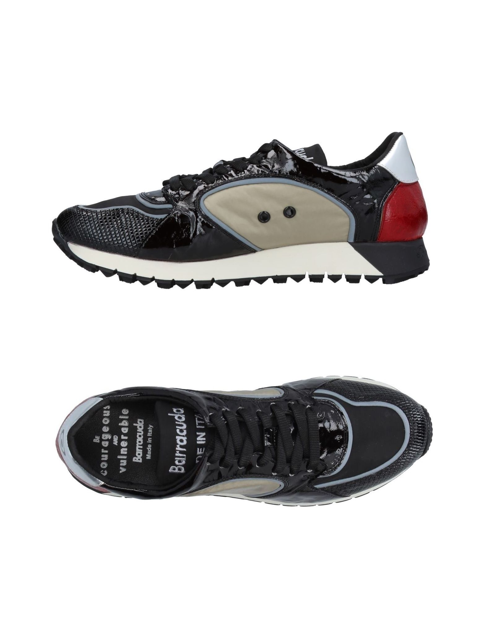 Moda Sneakers Sneakers Moda Barracuda Uomo - 11415396IJ 7f4138