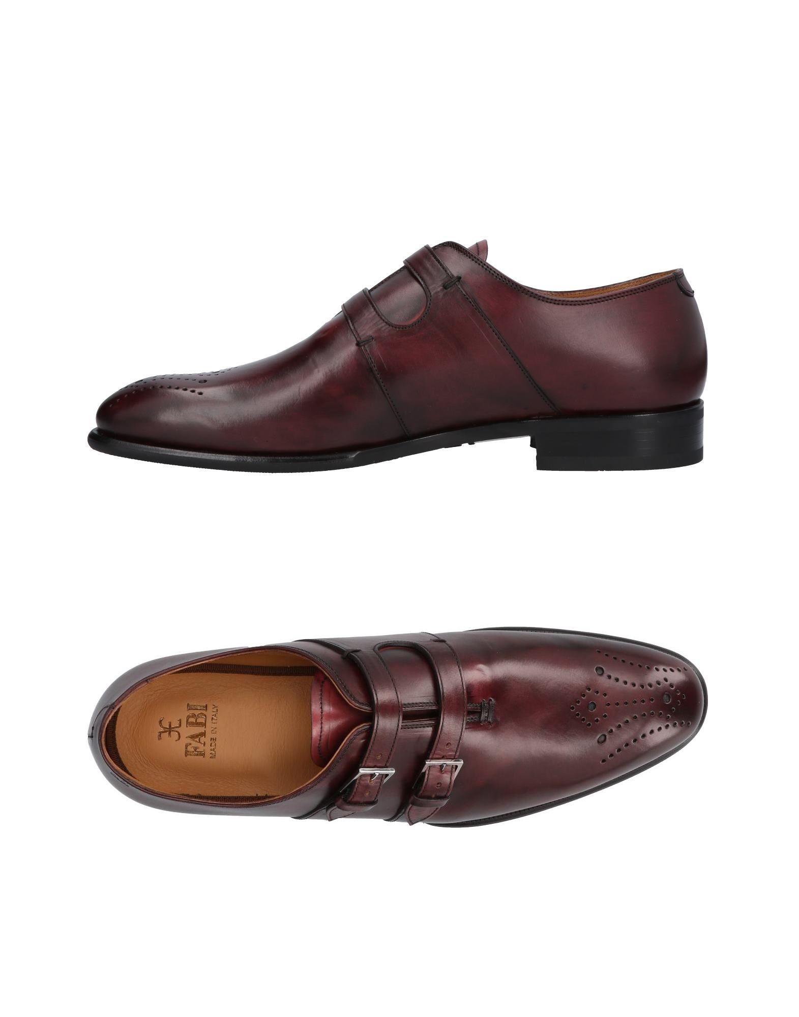 Fabi Mokassins Herren  11415408SR Gute Qualität beliebte Schuhe
