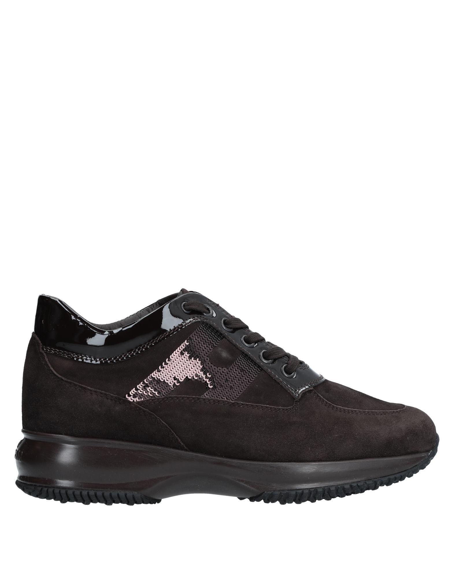 Rabatt Schuhe Hogan Sneakers Damen  11415439KO