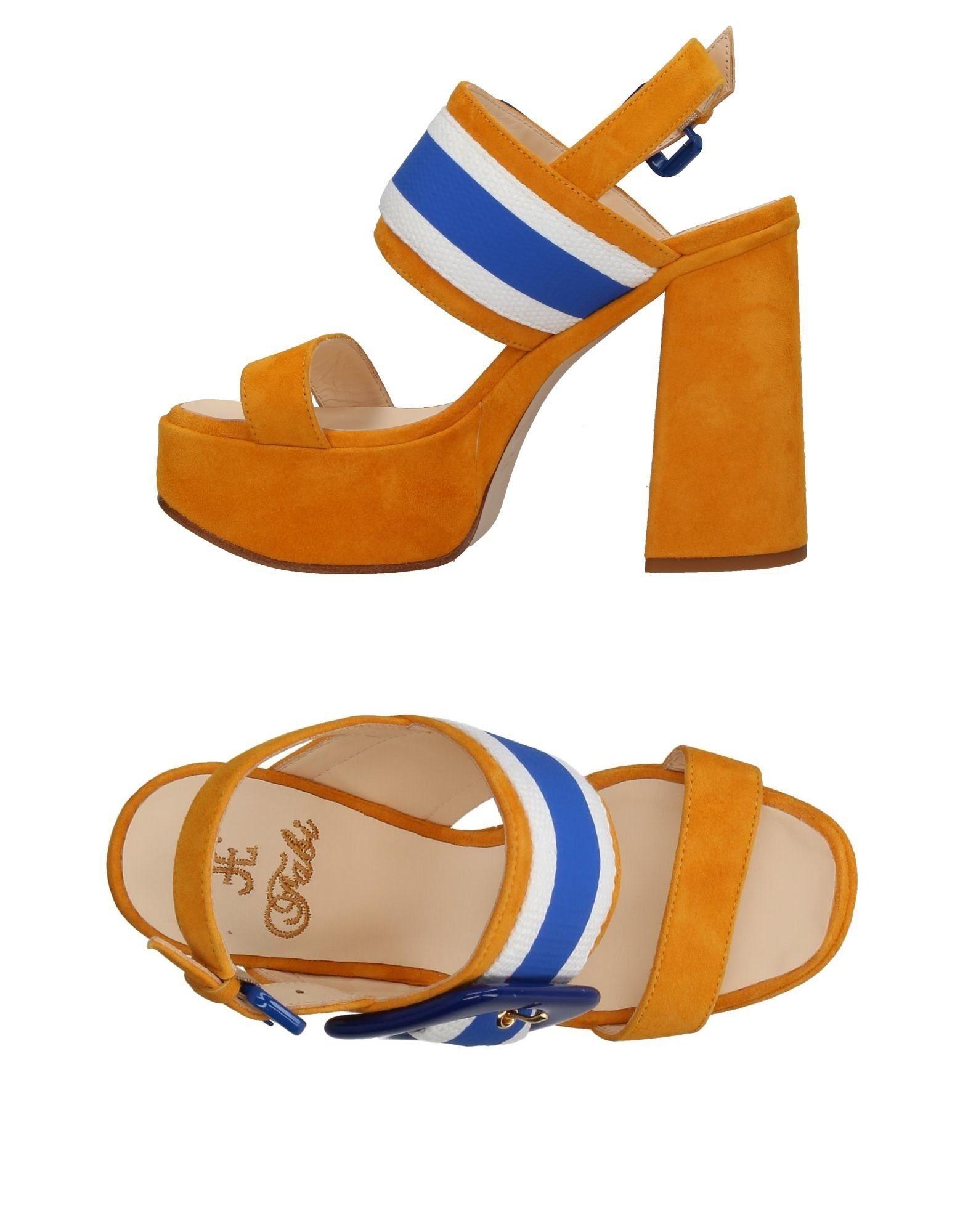 Fabi Sandalen Damen  11415470FQ Gute Qualität beliebte Schuhe
