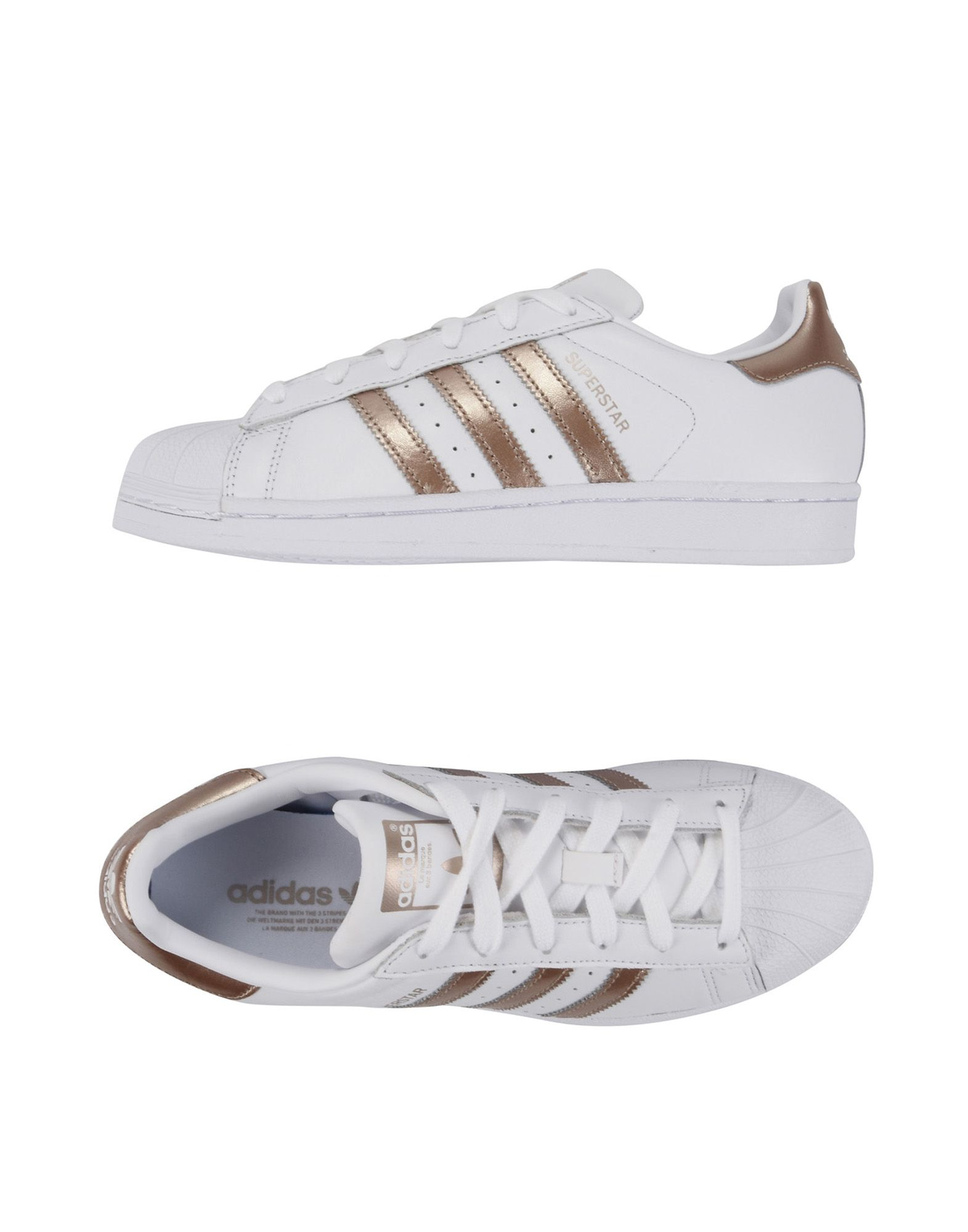 Scarpe W da Ginnastica Adidas Originals Superstar W Scarpe - Donna - 11415524EE f0e967