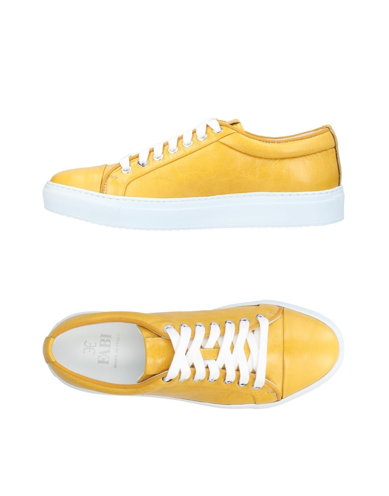 Rabatt echte Schuhe Fabi Sneakers Herren  11415539HU