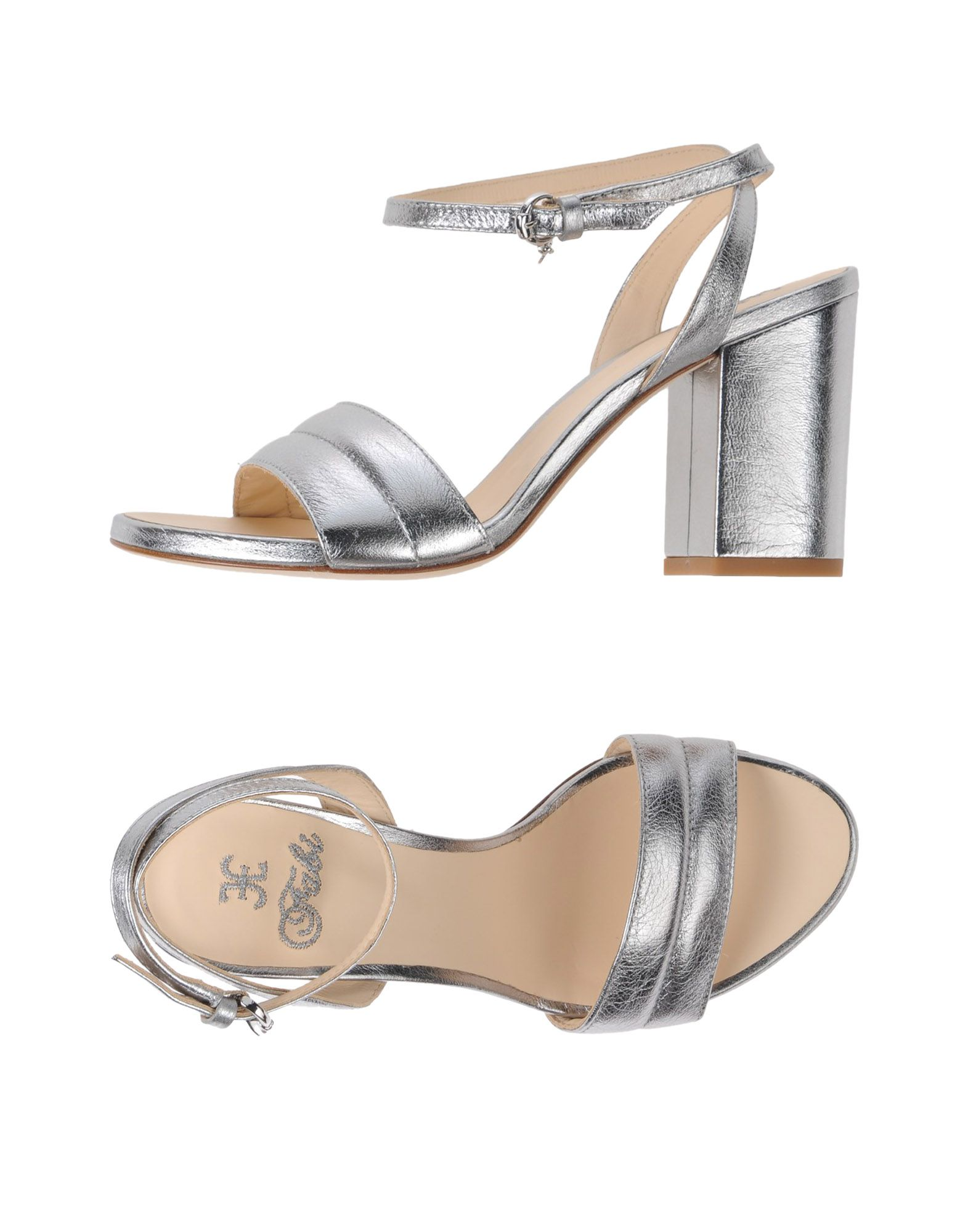 Stilvolle billige  Schuhe Fabi Sandalen Damen  billige 11415729MD c37615