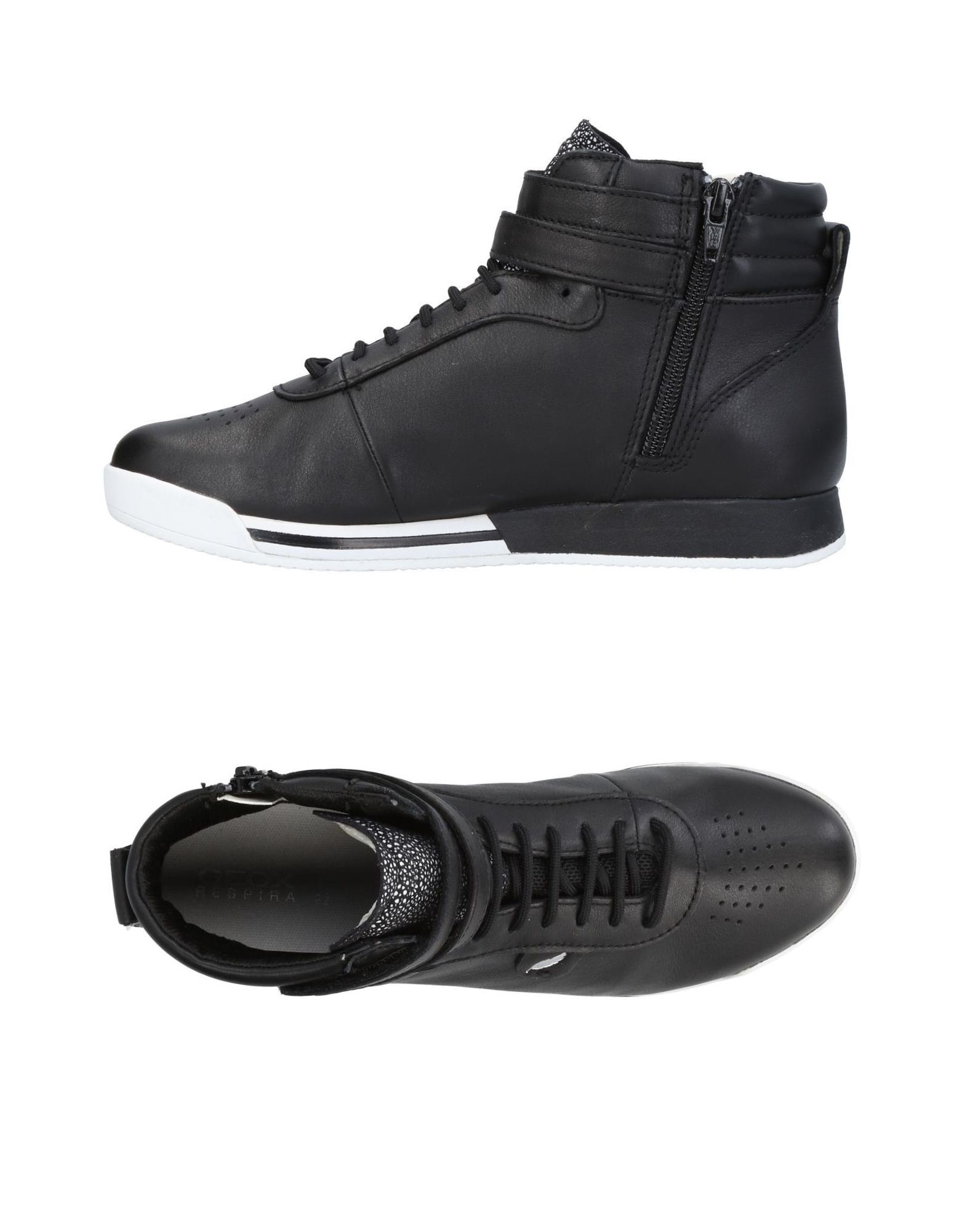 Haltbare Mode billige Schuhe Geox Sneakers Damen  11415732DG Heiße Schuhe