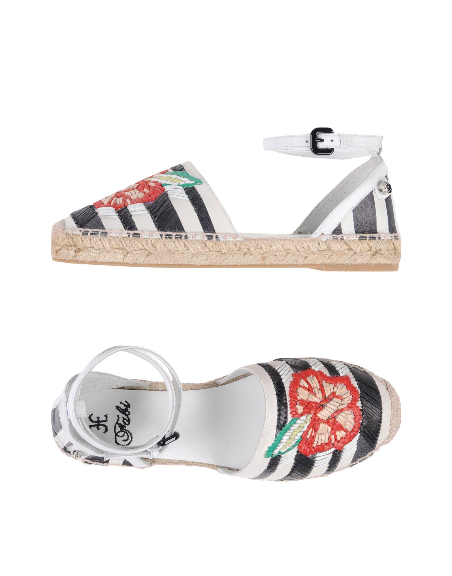 Stilvolle Damen billige Schuhe Fabi Espadrilles Damen Stilvolle  11415751GO 2298e0