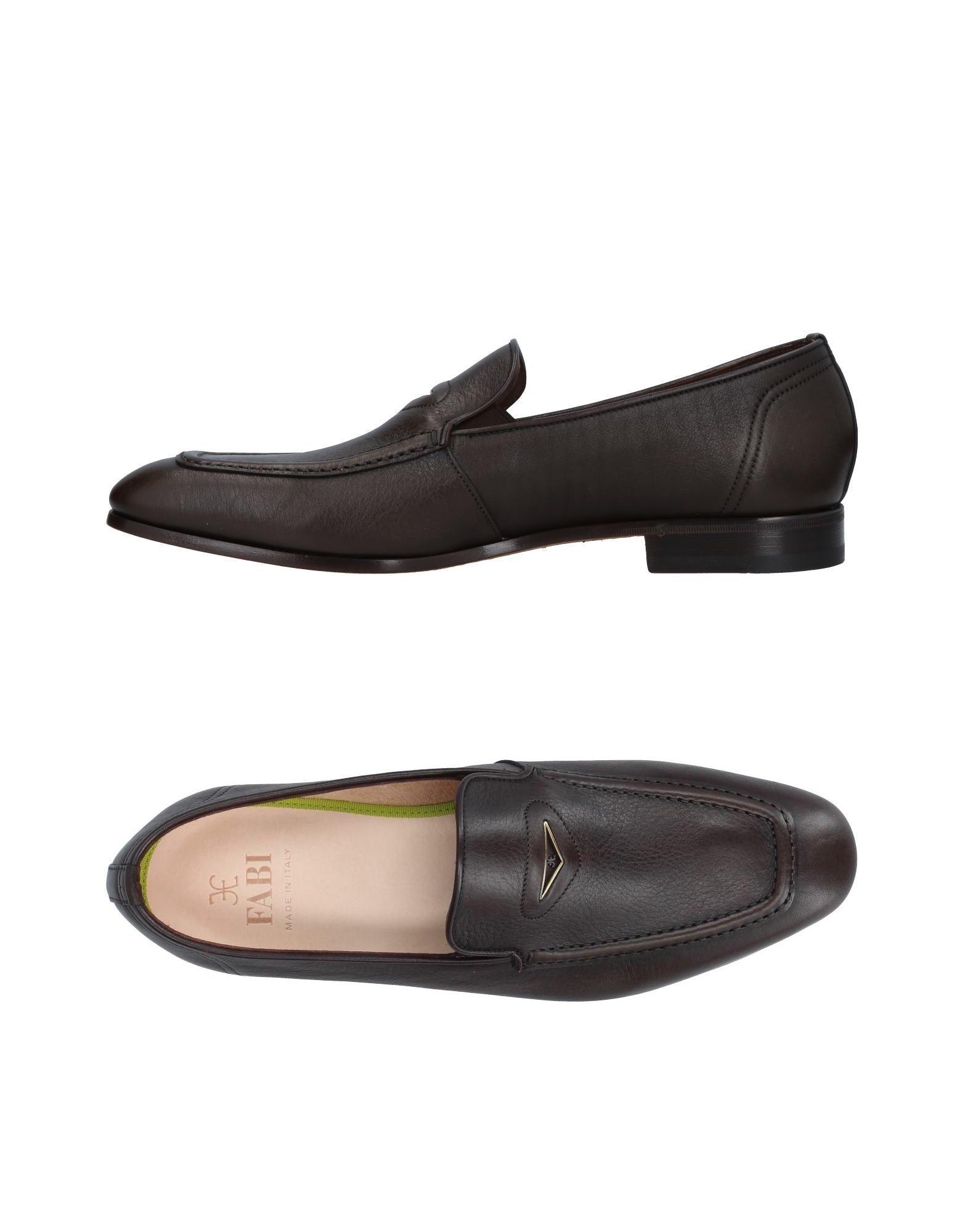 Fabi Mokassins Herren  11415767OU Gute Qualität beliebte Schuhe