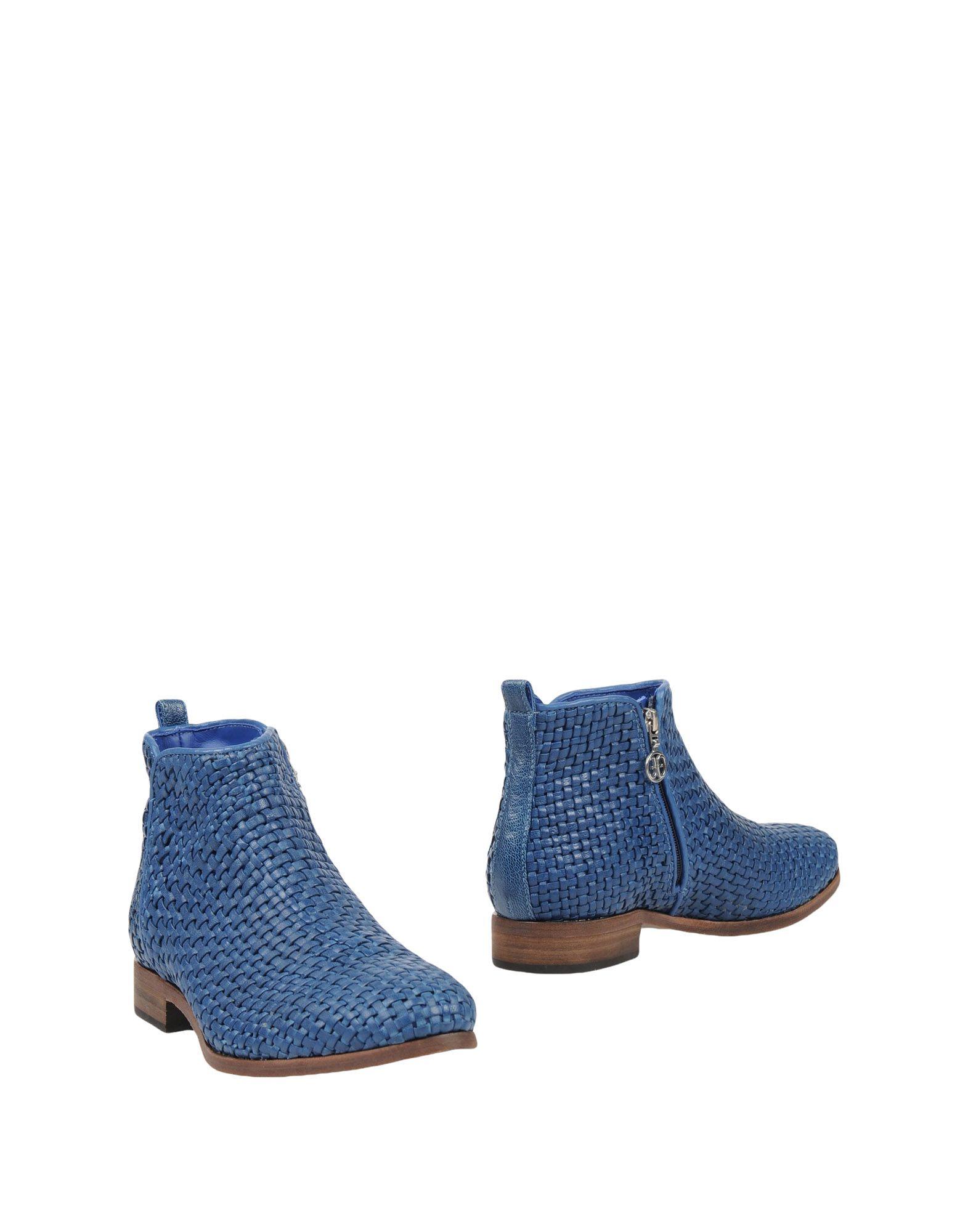 Haltbare Mode billige Schuhe Fabi Stiefelette Damen  11415769BK Heiße Schuhe
