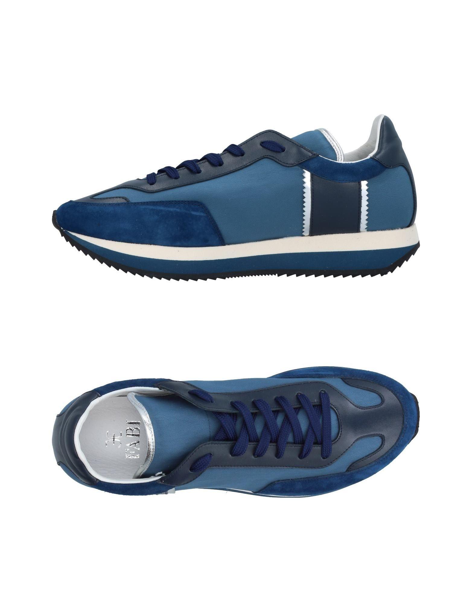 Sneakers Fabi Homme - Sneakers Fabi  Bleu foncé Réduction de prix saisonnier, remise