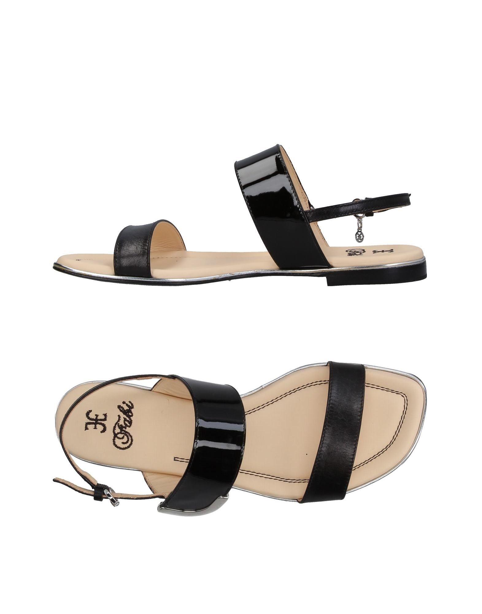 Fabi Sandalen Damen  11415788TX Gute Qualität beliebte Schuhe