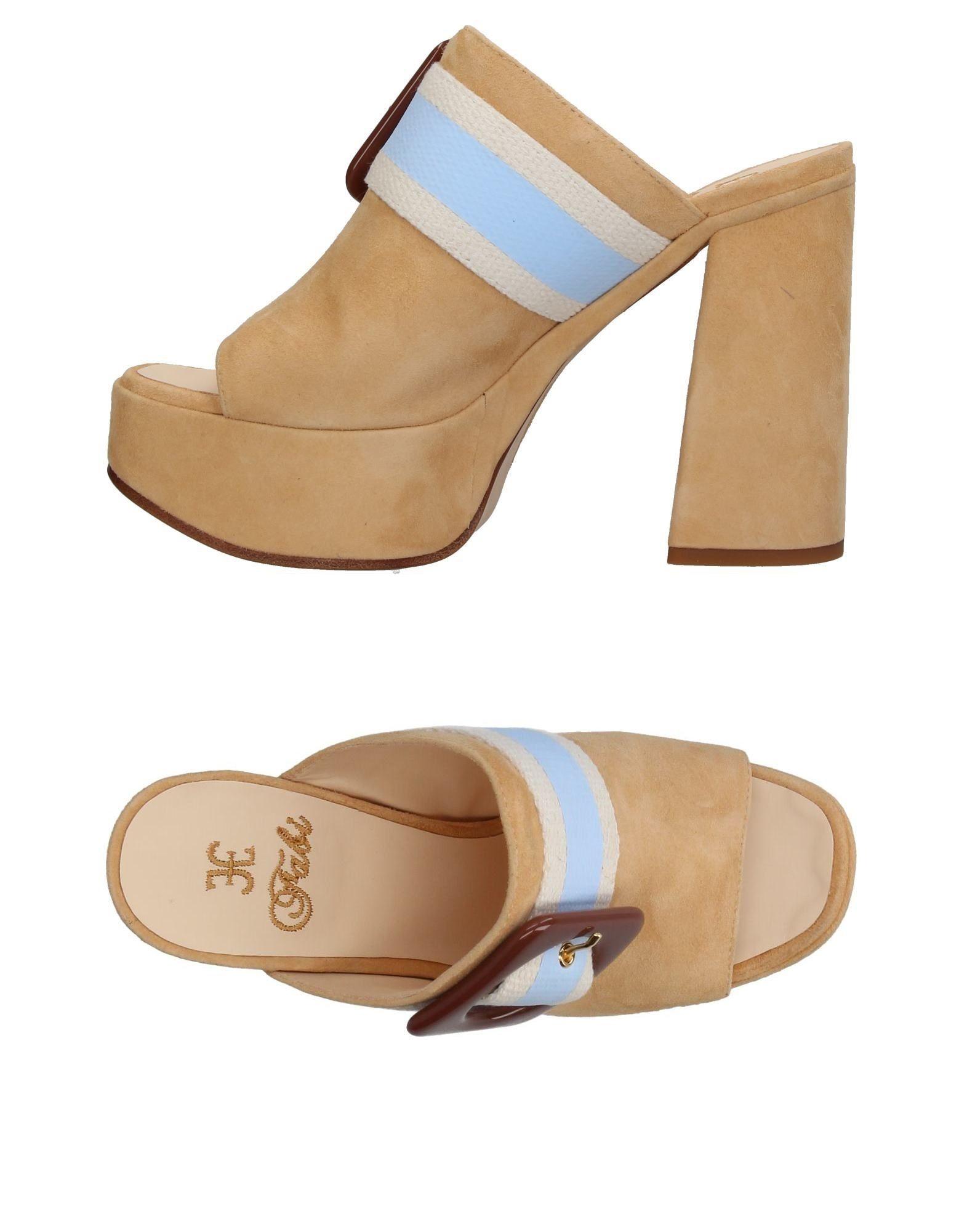 Gut um billige Schuhe zu tragenFabi Sandalen Damen  11415809LV