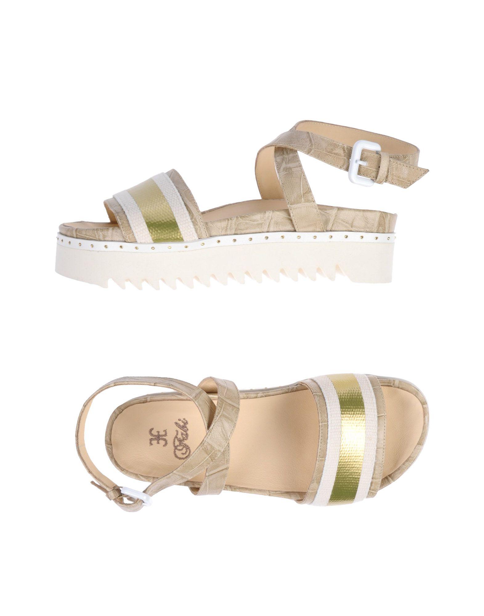 Fabi Sandalen Damen  11415836FC Gute Qualität beliebte Schuhe