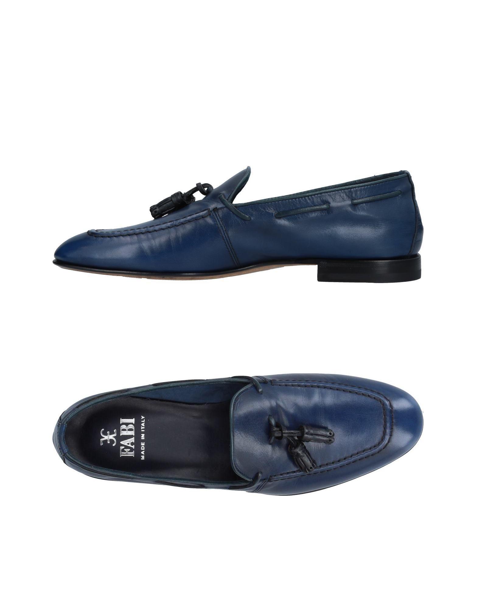 Fabi Mokassins Herren  11415845GD Gute Qualität beliebte Schuhe