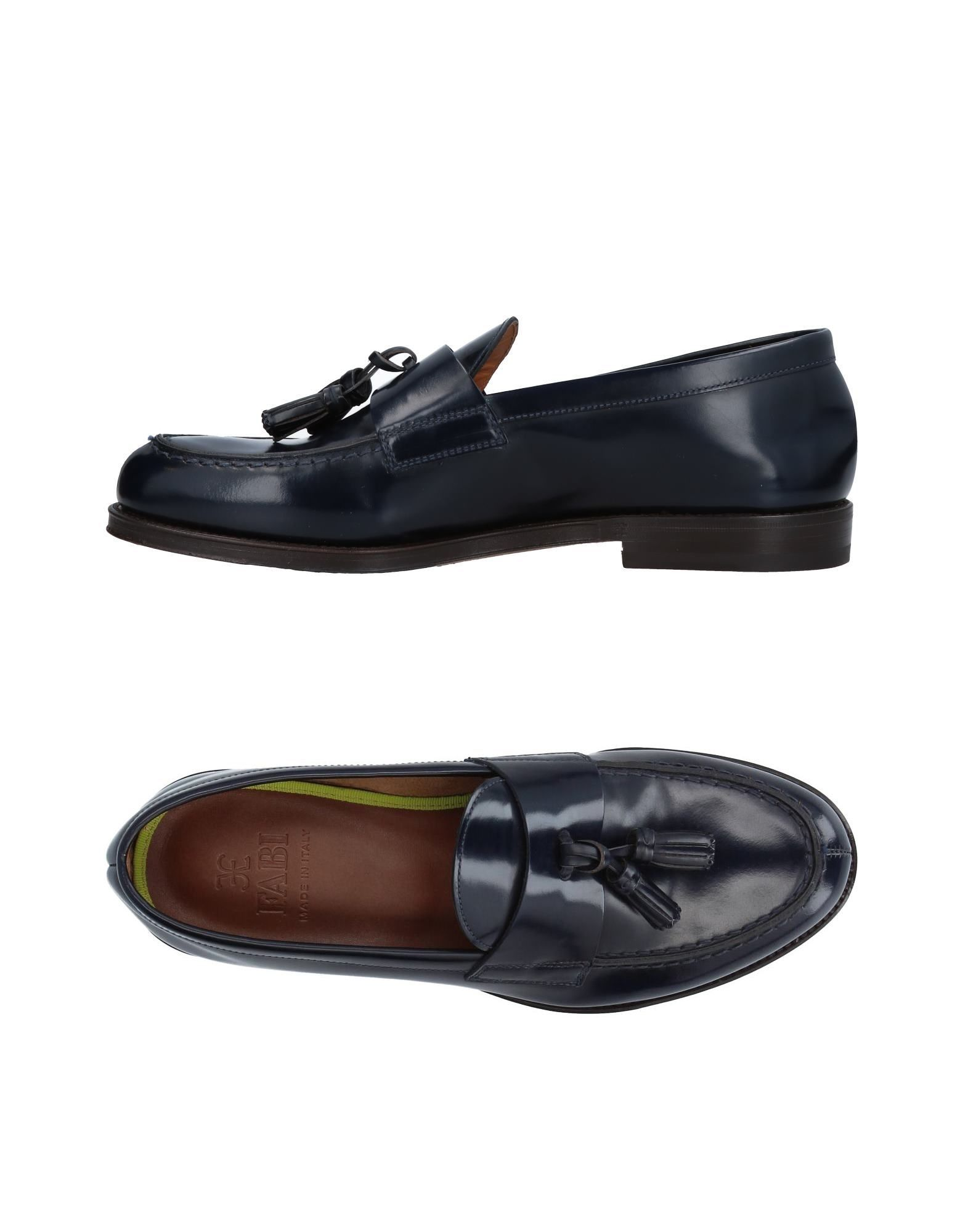 Fabi Mokassins Herren  11415863BT Gute Qualität beliebte Schuhe