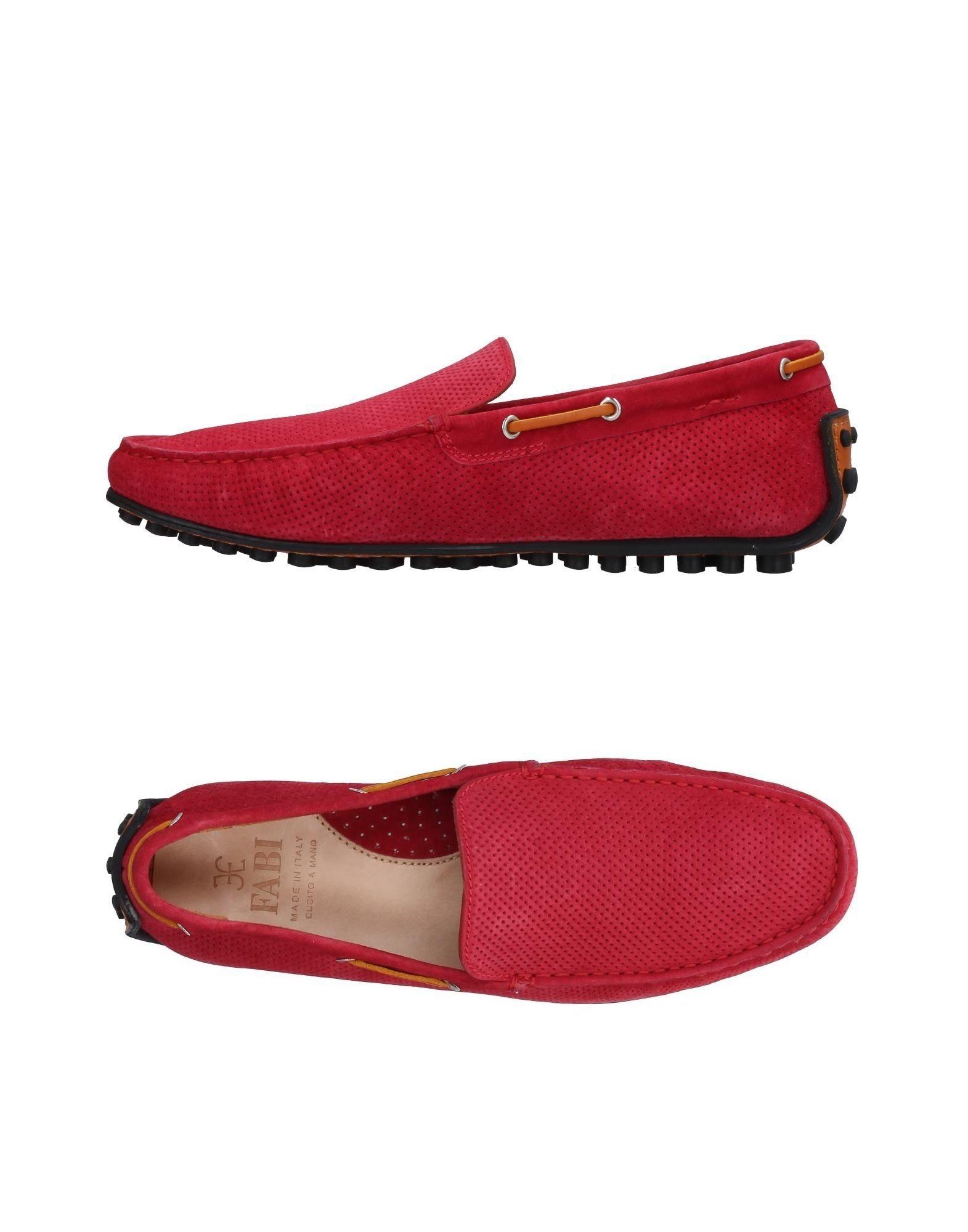 Fabi Mokassins Herren  11415893XF Gute Qualität beliebte Schuhe