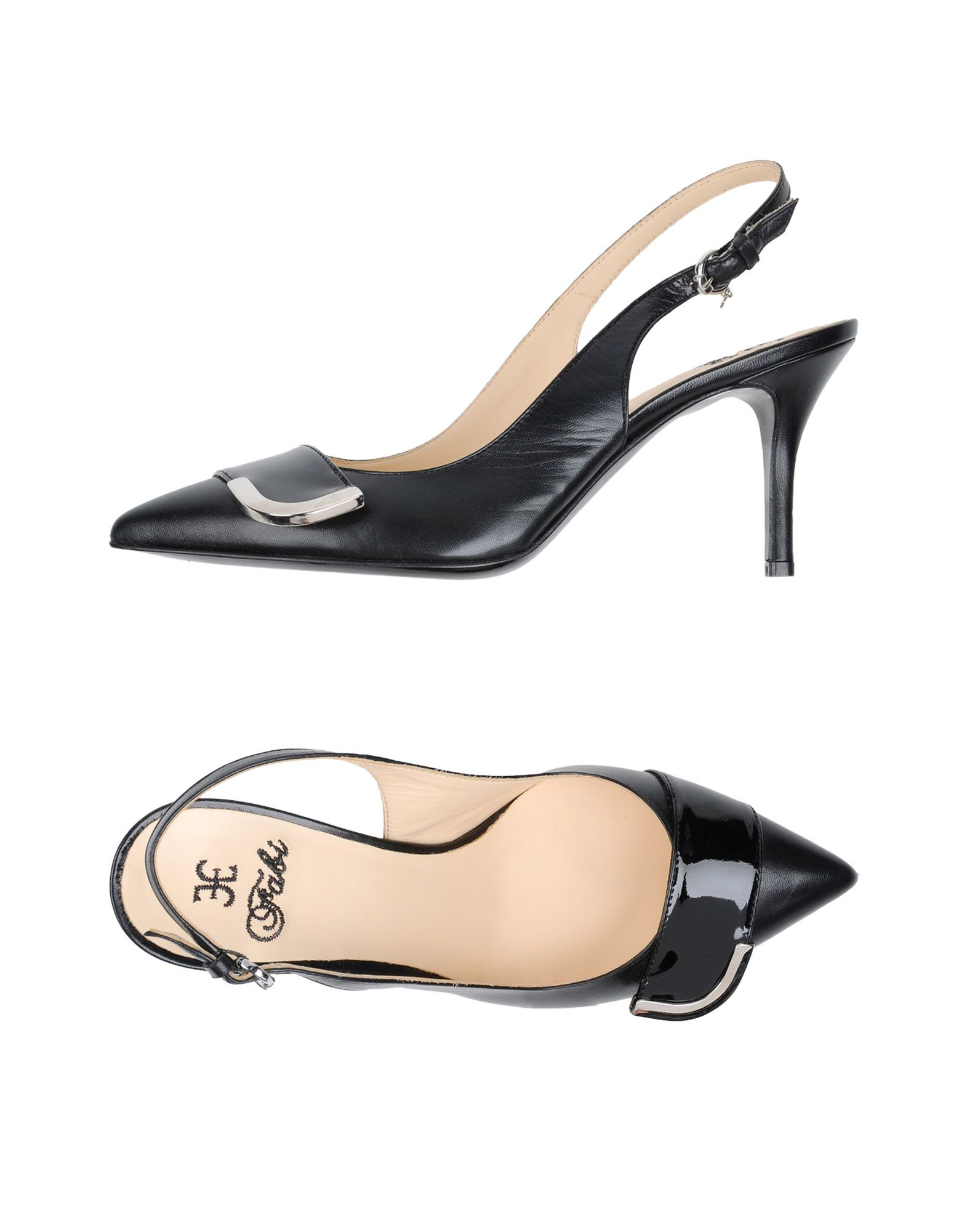 Stilvolle billige Schuhe Fabi Pumps Damen  11415958TE