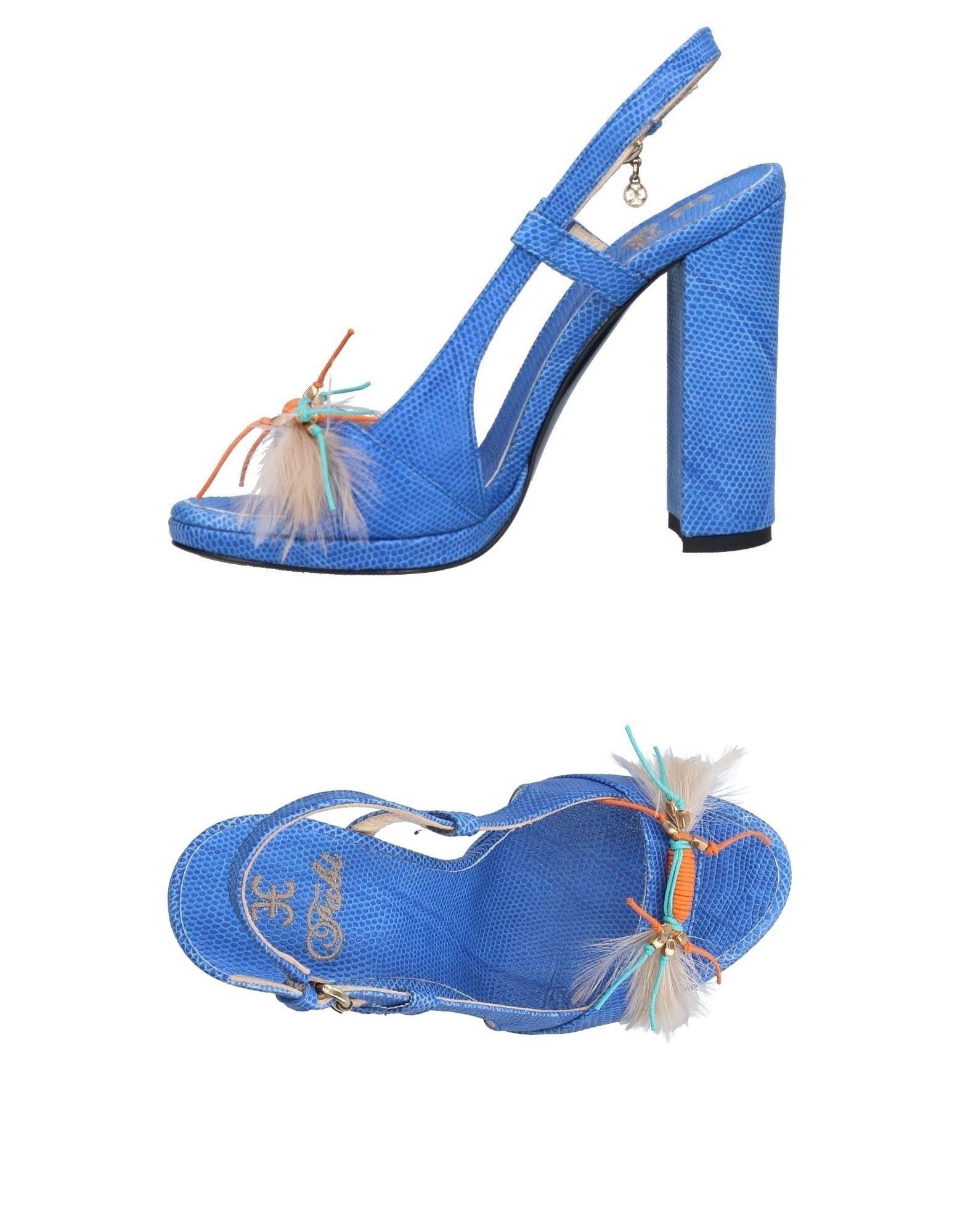 Stilvolle billige Schuhe Fabi Sandalen Damen  11415963FD