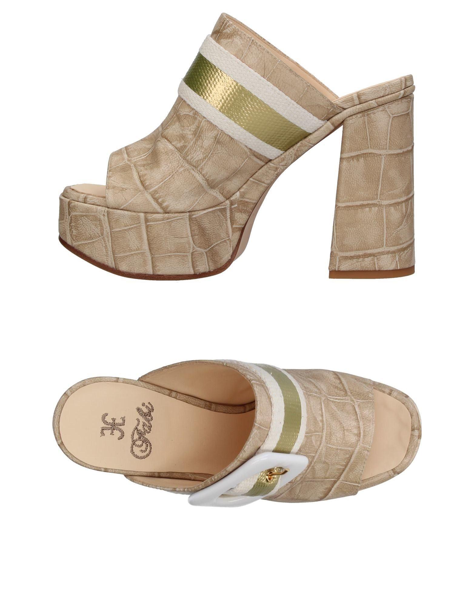 Gut um billige Schuhe zu tragenFabi Sandalen Damen  11415971HH