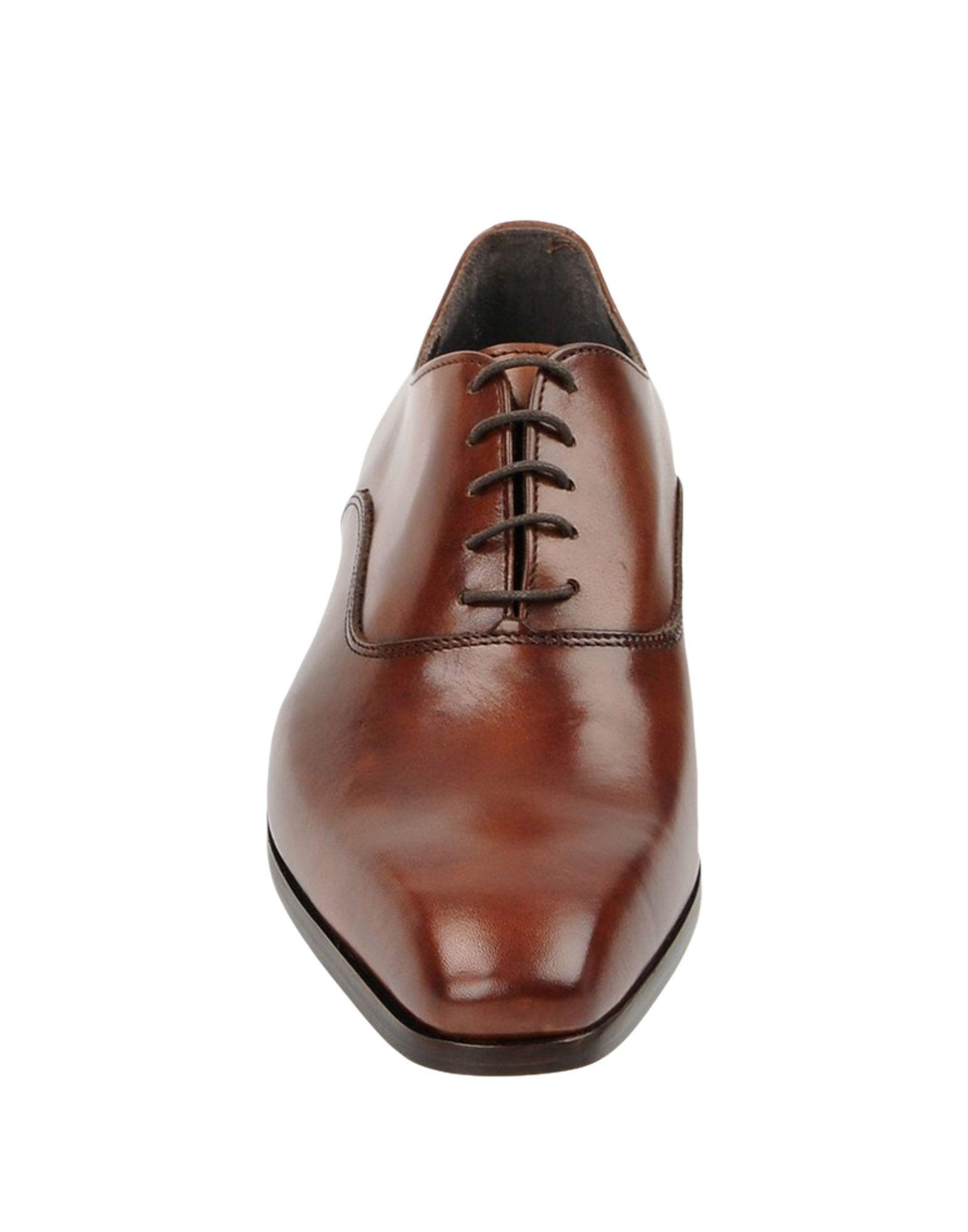 Rabatt echte Schuhe Derossi Italia Schnürschuhe Herren  11415975PM