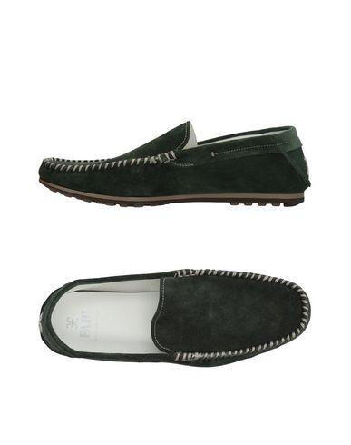 Zapatos con descuento Mocasín Fabi Hombre - Mocasines Fabi - 11415976EN Verde oscuro