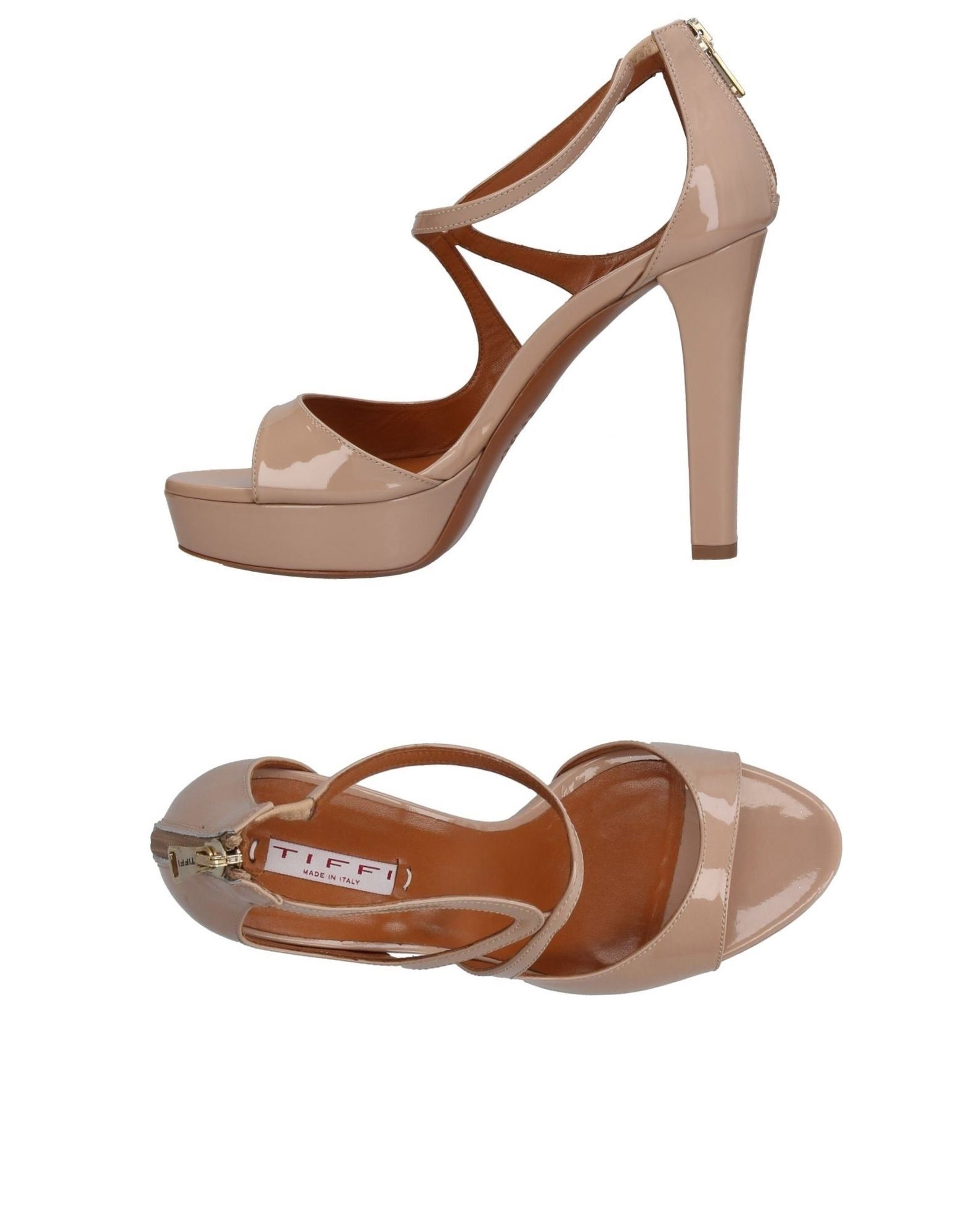 Haltbare Mode billige Schuhe Tiffi Sandalen Damen  11415990ED Heiße Schuhe
