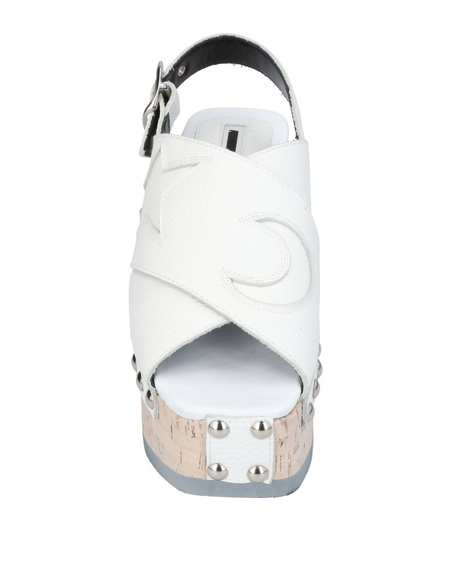 Stilvolle billige Schuhe Mcq Alexander Mcqueen Sandalen Damen  11416016BD