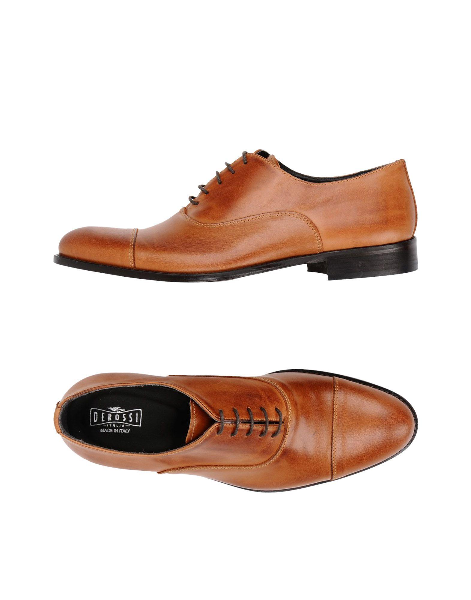 Chaussures À Lacets Derossi Italia Homme - Chaussures À Lacets Derossi Italia sur