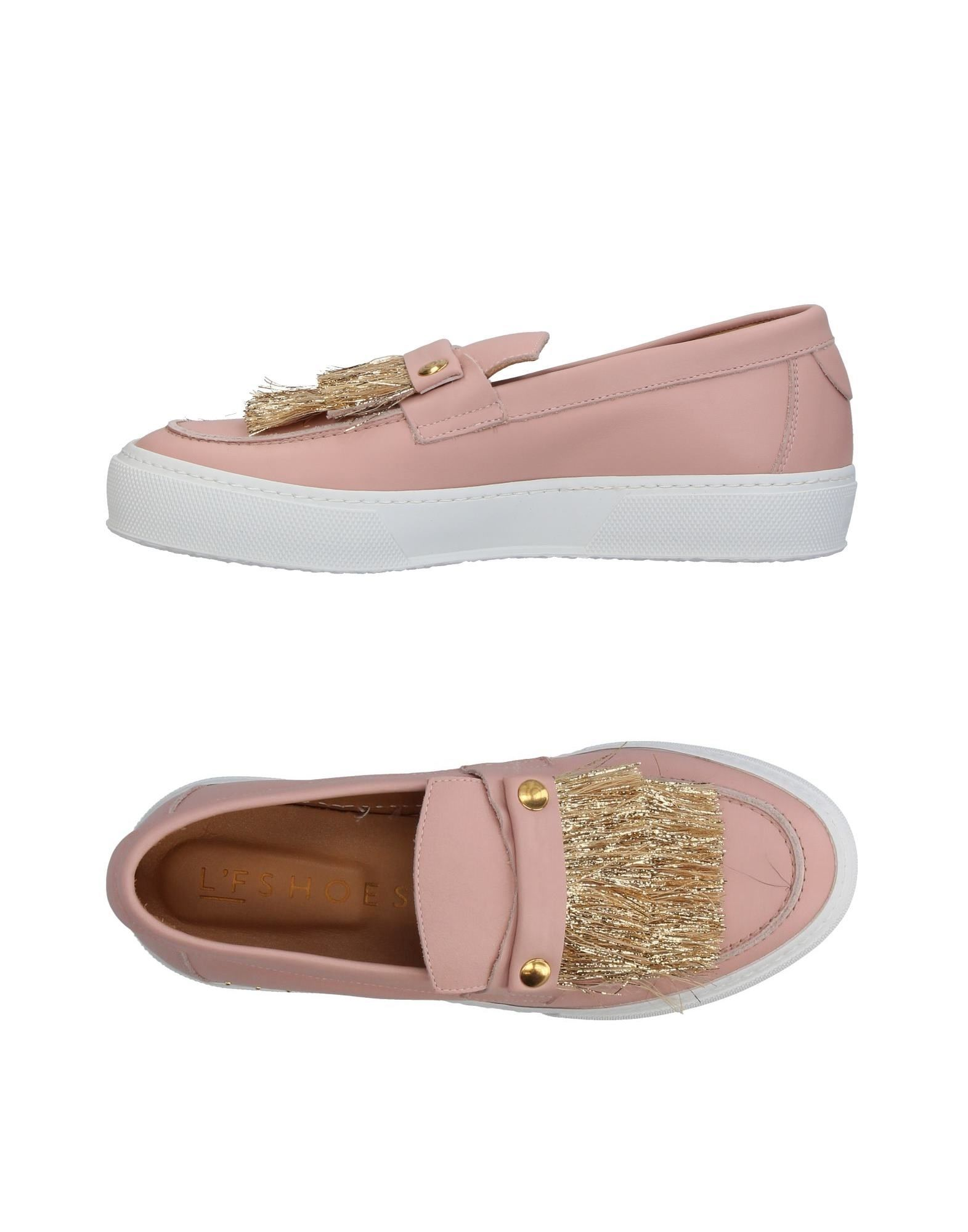 Sneakers L'f Shoes Donna - 11416038NT