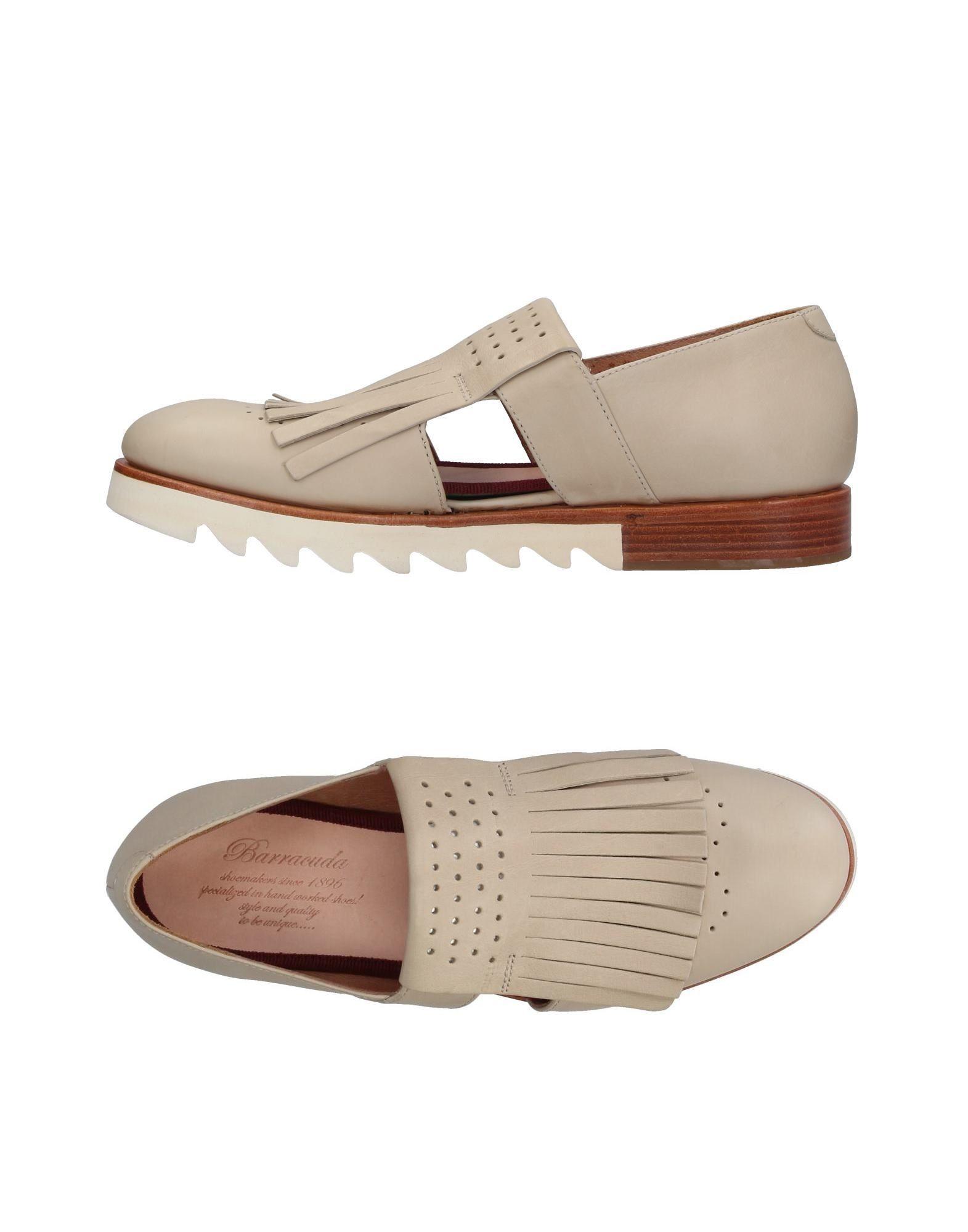 Stilvolle billige Schuhe Barracuda Mokassins Damen  11416046FF