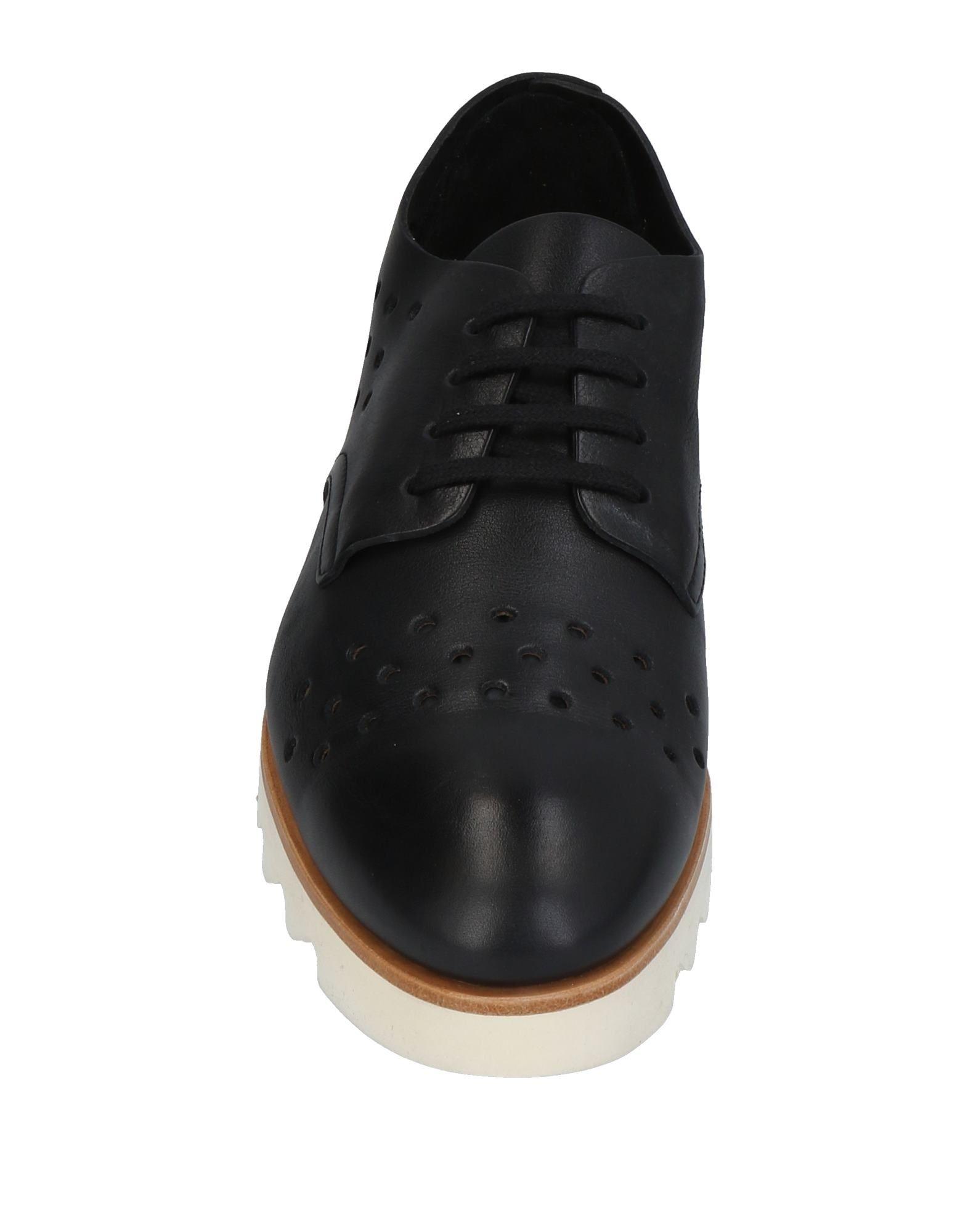 Stilvolle billige Schuhe Barracuda Schnürschuhe Damen  11416096QE