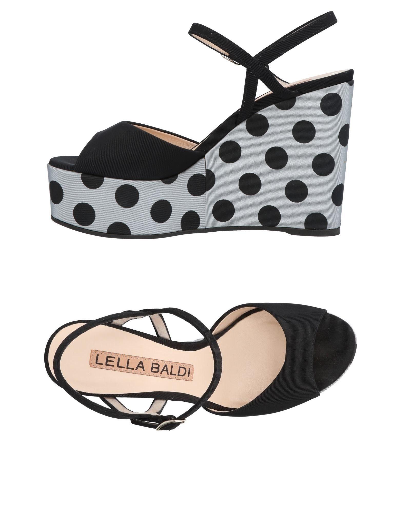 Lella Baldi Sandalen Damen  11416123DW Gute Qualität beliebte Schuhe