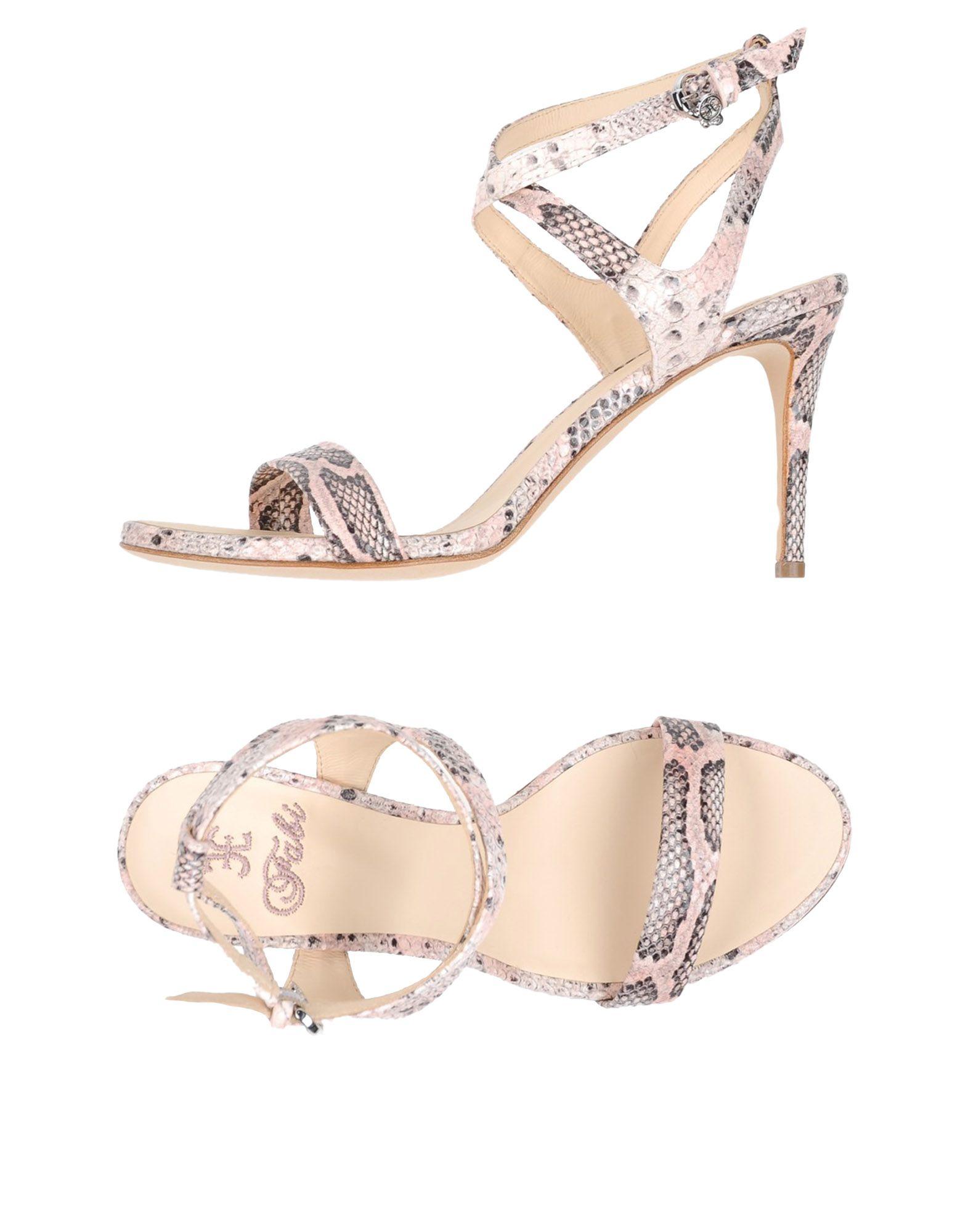 Fabi Sandalen Sandalen Sandalen Damen  11416126NH Heiße Schuhe 8db6a9