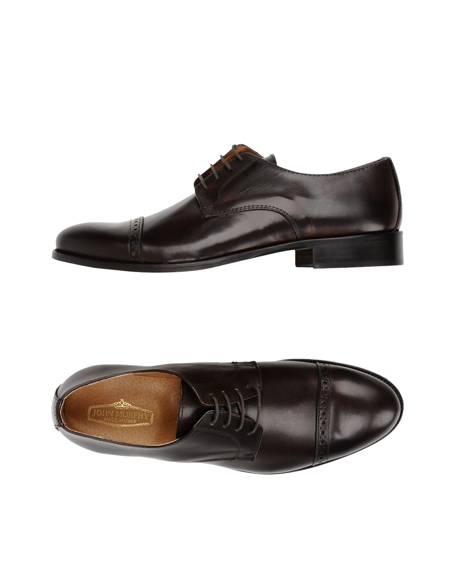 Rabatt echte Schuhe John Murphy Schnürschuhe Herren  11416127DF