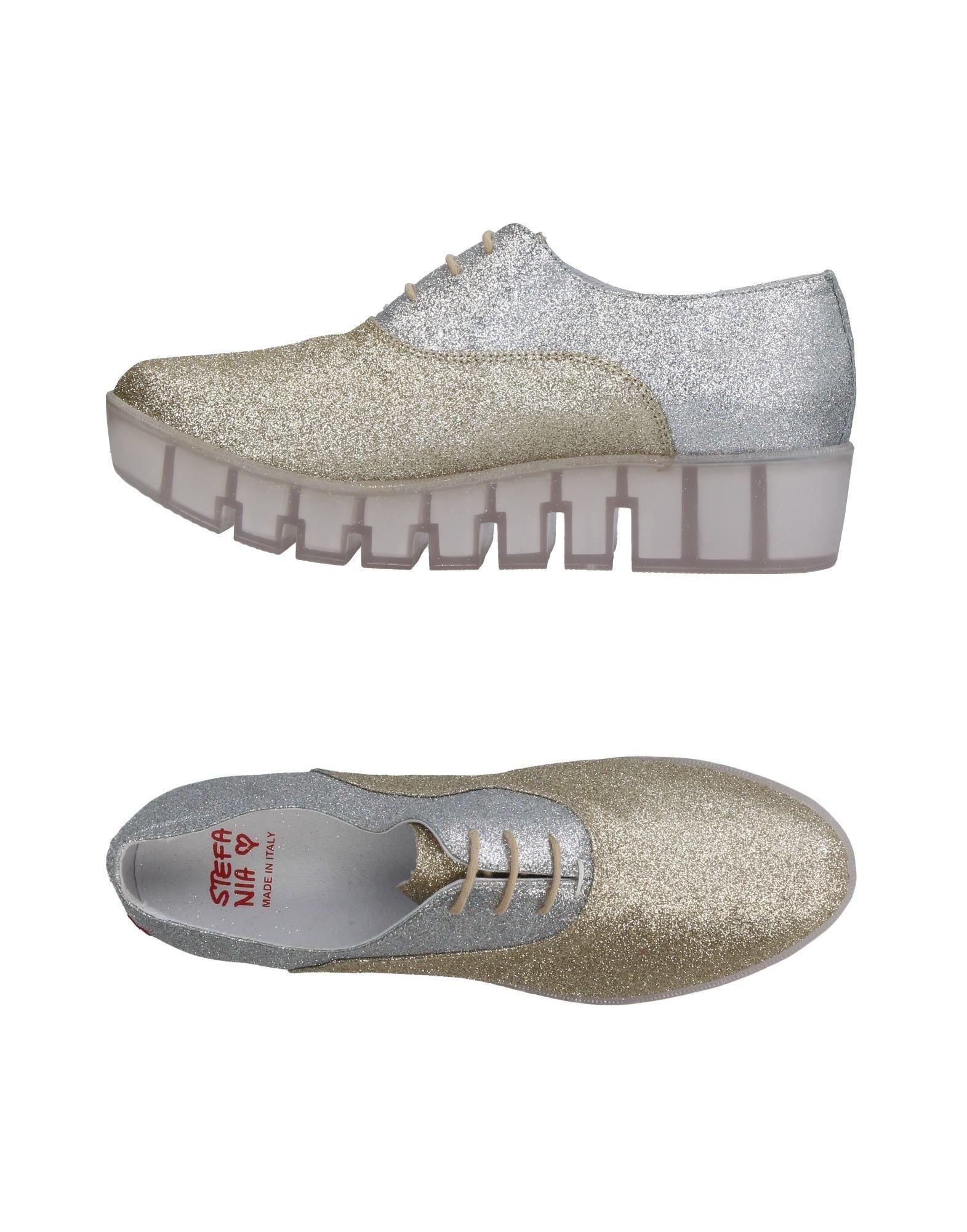 Chaussures À Lacets Stefania Femme - Chaussures À Lacets Stefania sur