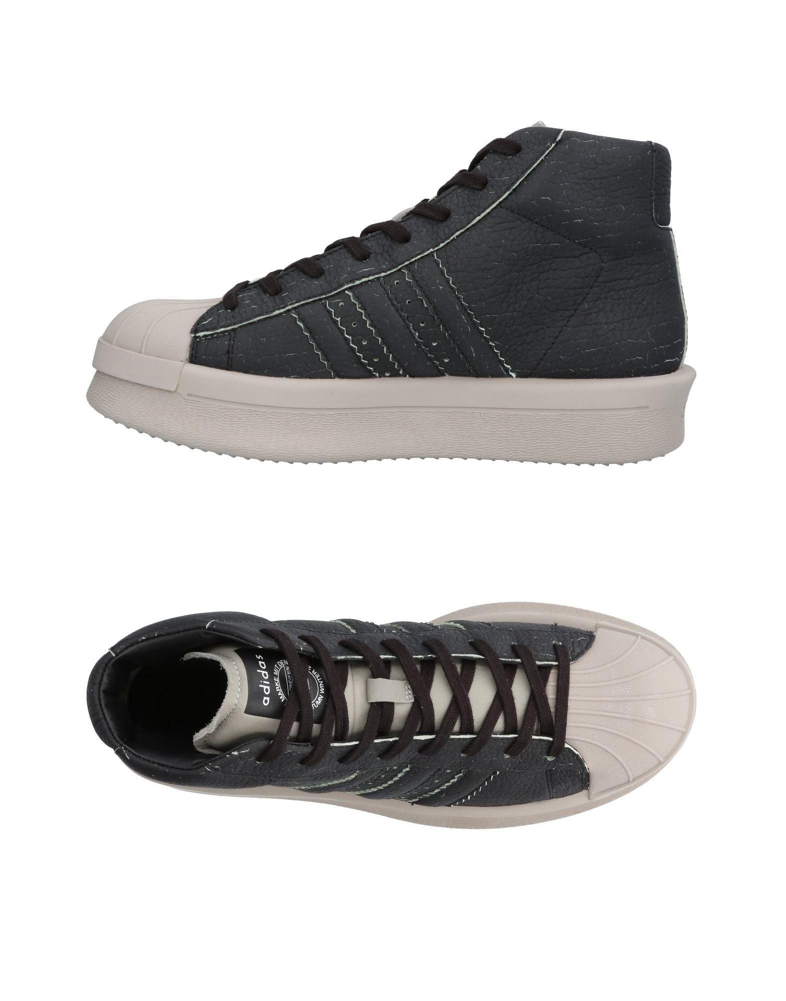 Rick Owens X Adidas Sneakers Herren  11416267AX Heiße Schuhe