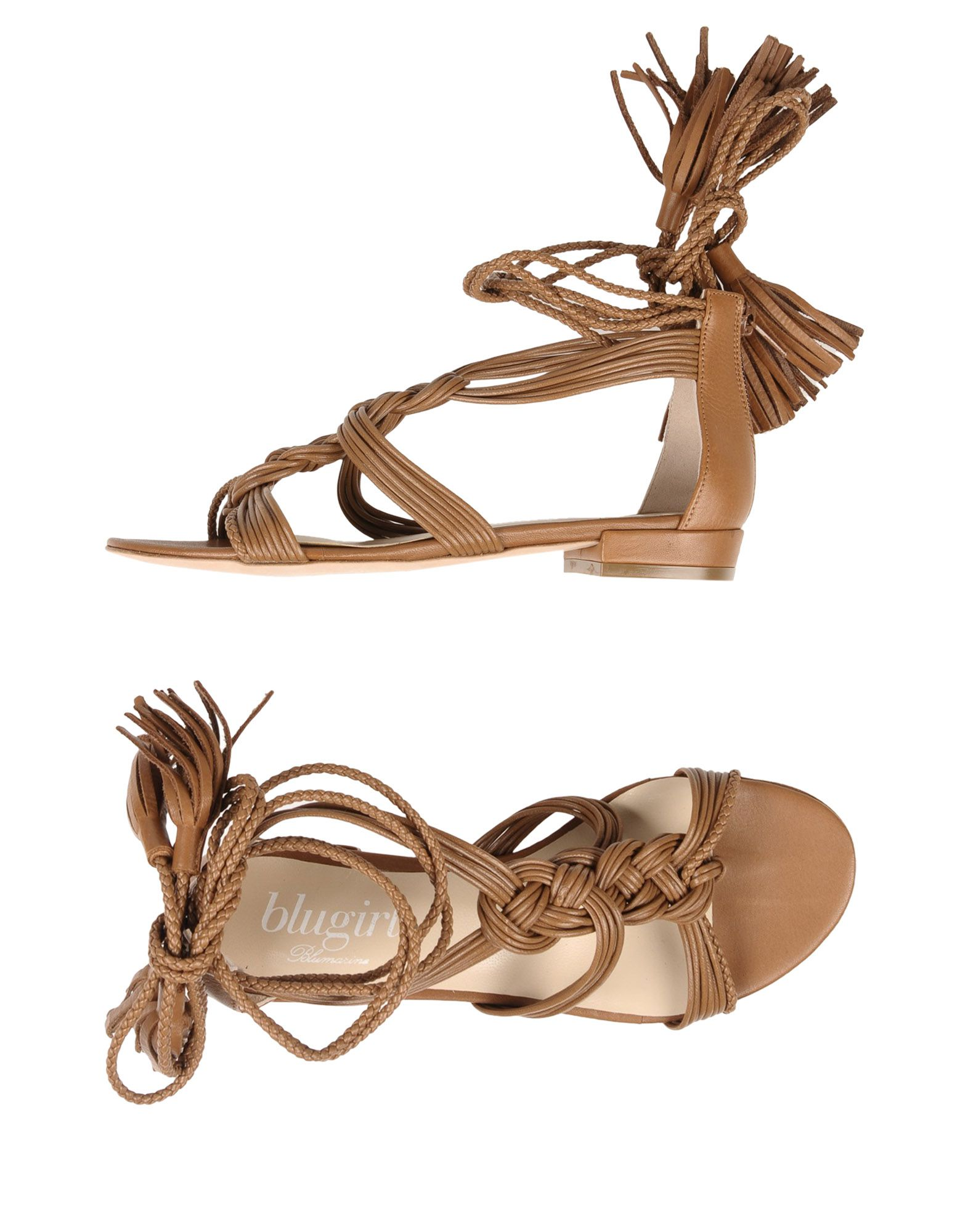 Blugirl Blumarine Sandalen Damen  11416366BM Gute Qualität beliebte Schuhe