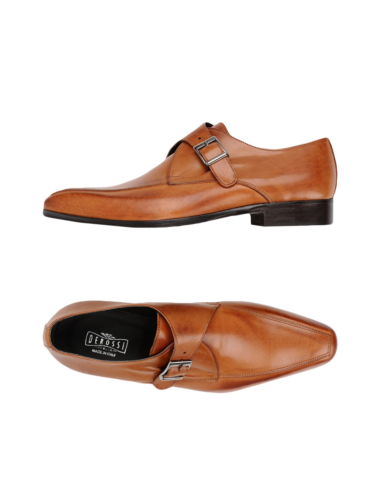 Rabatt echte Schuhe Derossi Italia Mokassins Herren  11416433LE