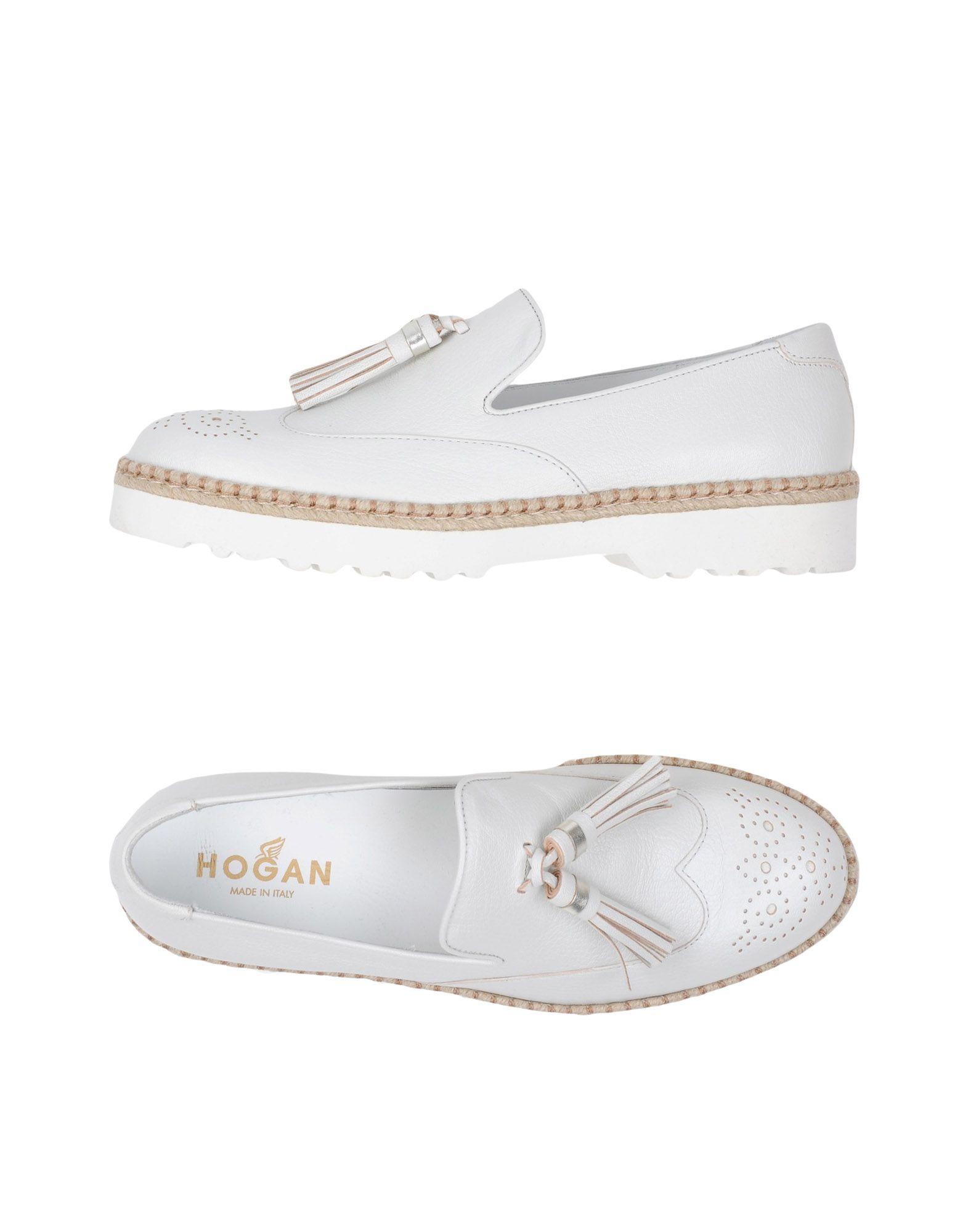 Rabatt Schuhe Hogan Mokassins Damen 11416586NF  11416586NF Damen fa1dc9