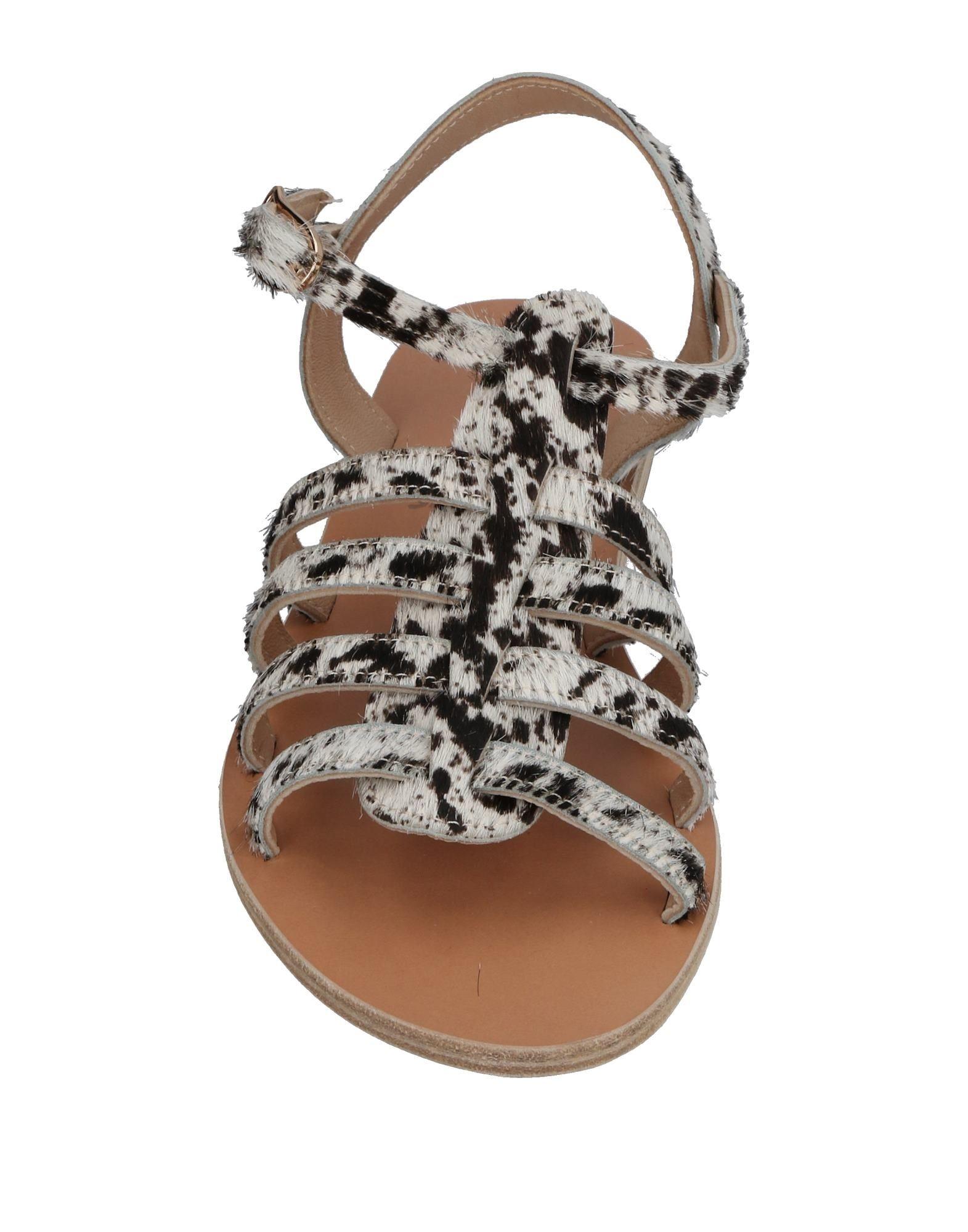 Ancient Greek Sandales Sandalen Damen Schuhe 11416665AI Gute Qualität beliebte Schuhe Damen 726631