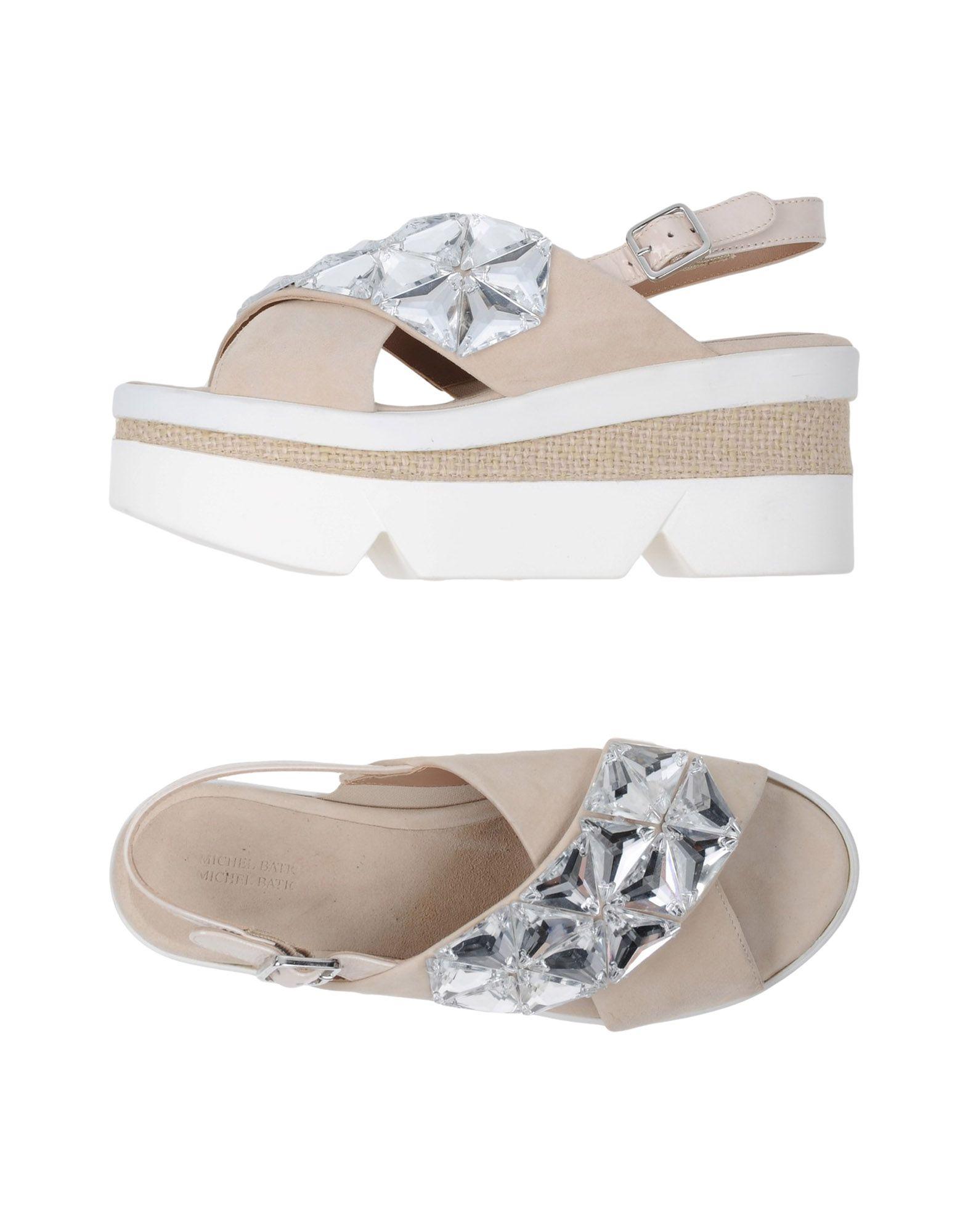 Michel Batic Sandalen Damen  11416683RM Gute Qualität beliebte Schuhe