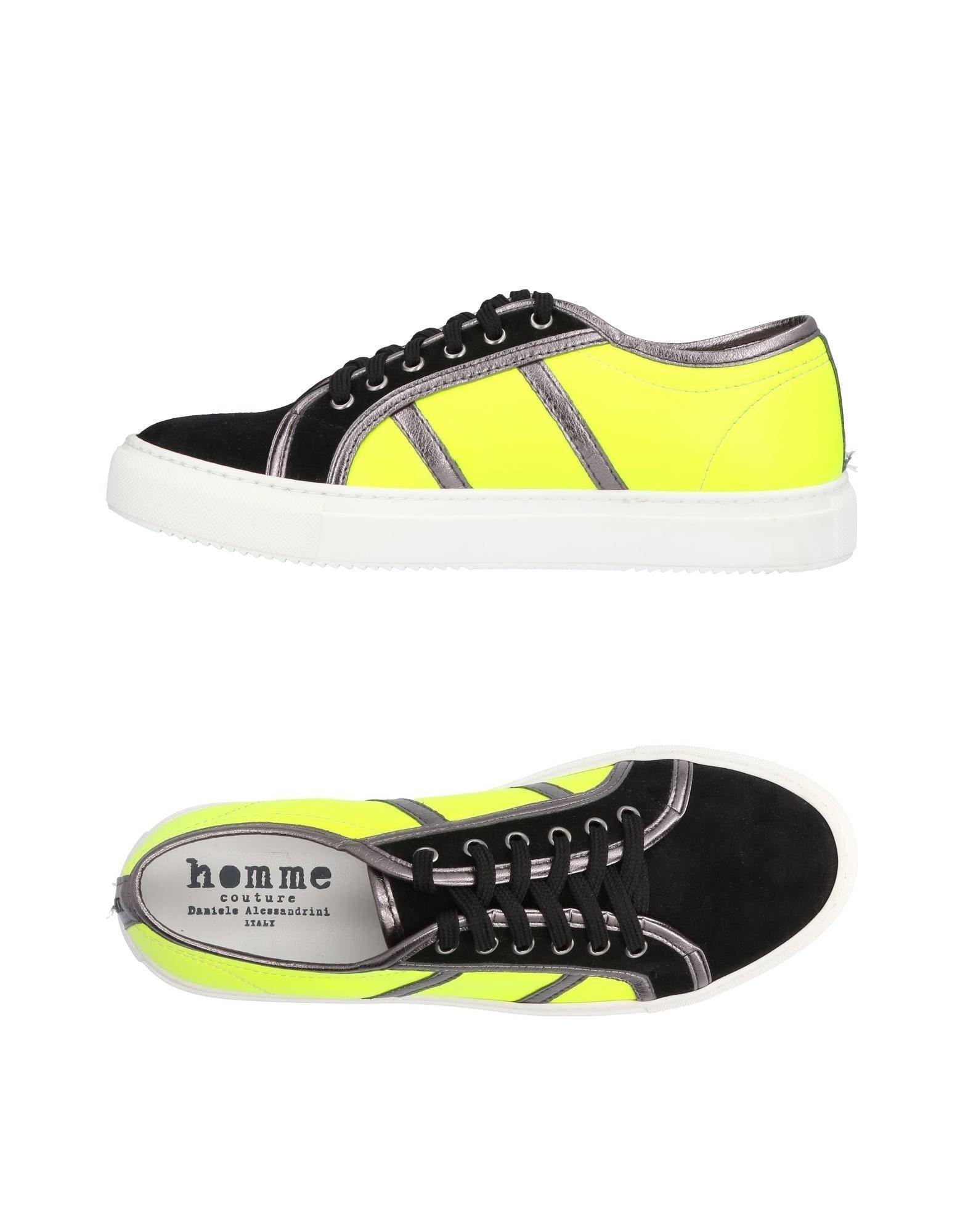 Sneakers Daniele Alessandrini Homme Uomo - 11416731UV