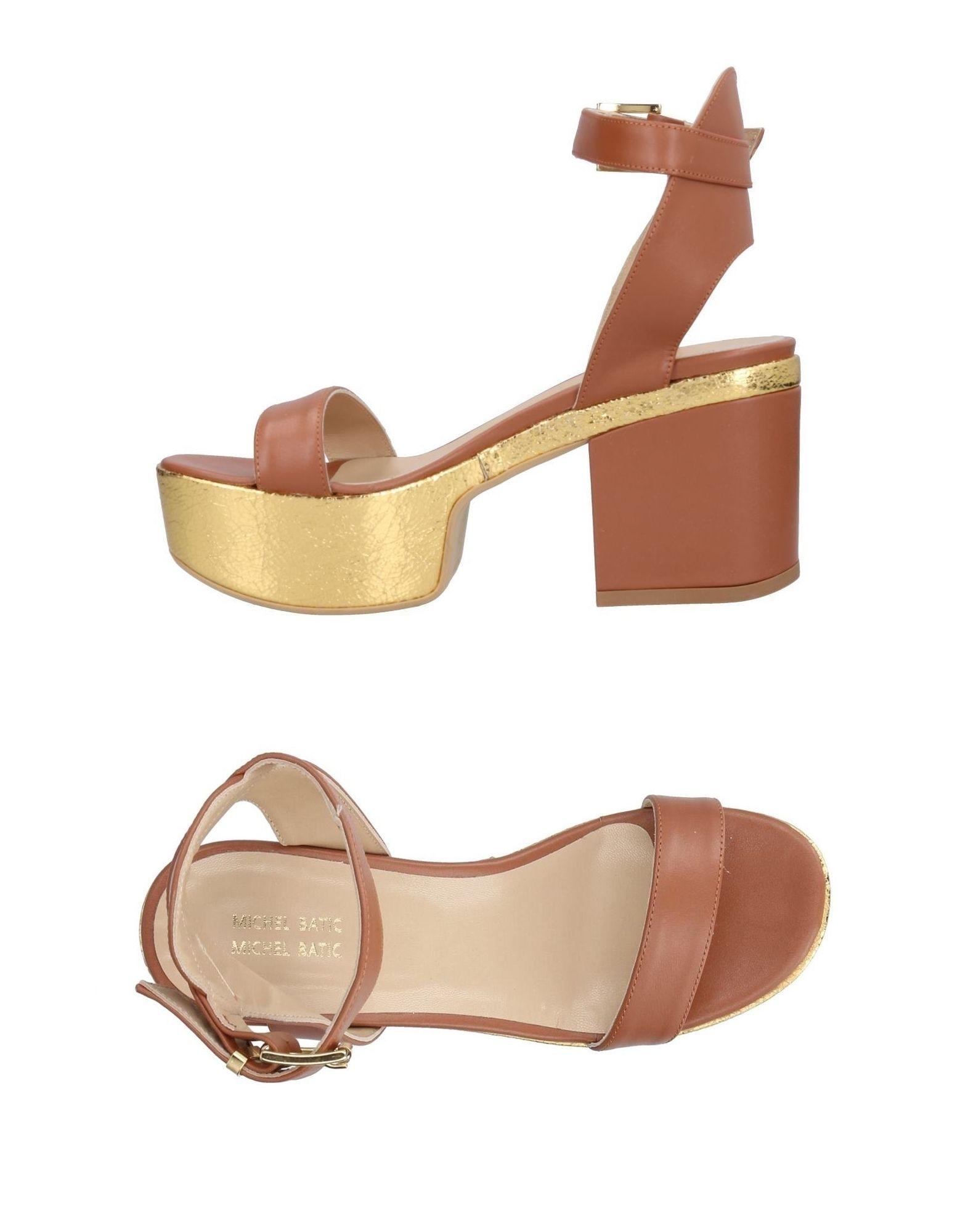 Michel Batic Sandalen Damen  11416760AH Gute Qualität beliebte Schuhe