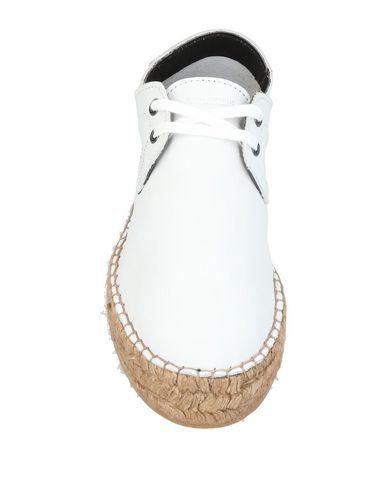 Blanc Chaussures Republiq Lacets À Royal wRq8fOw