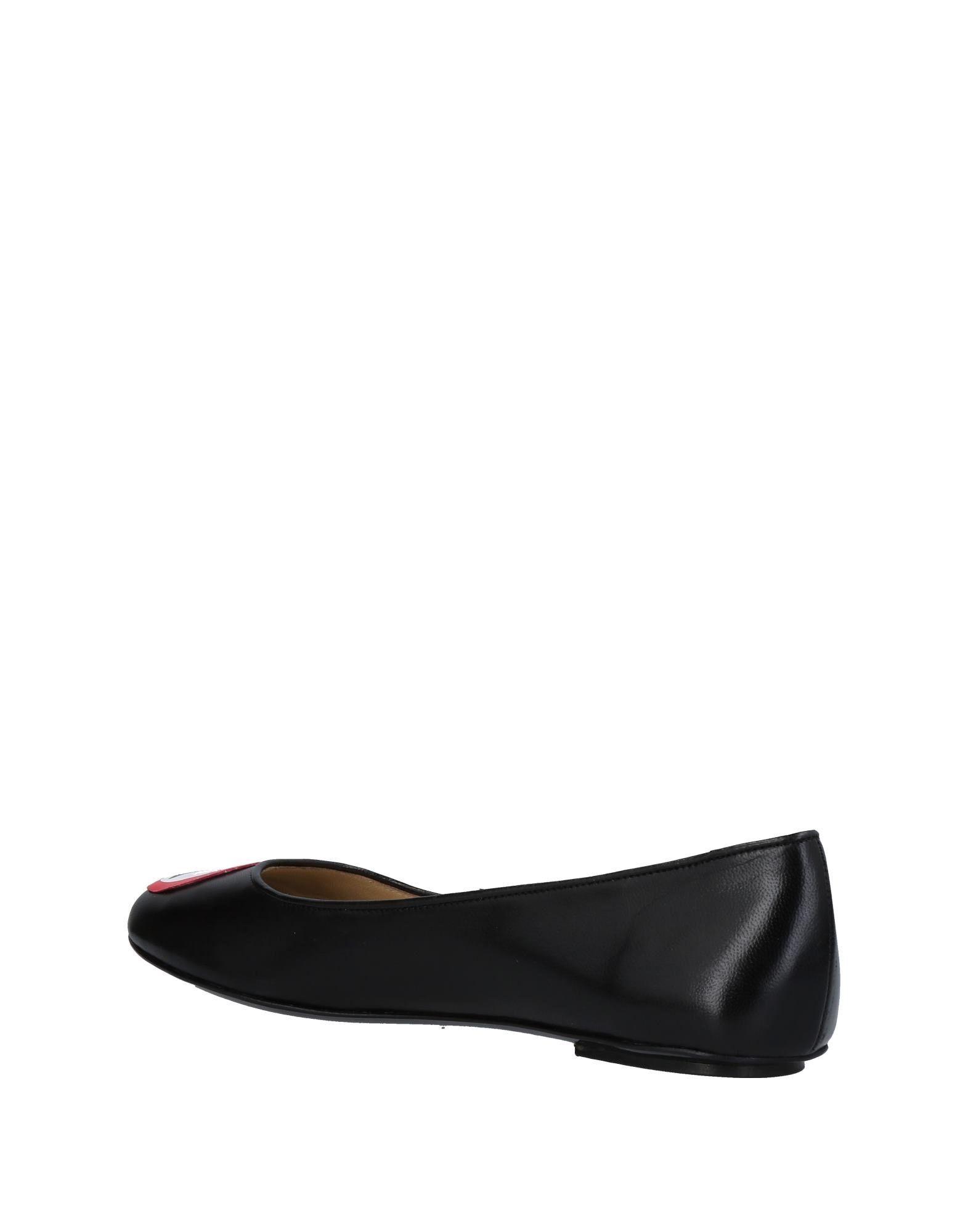 Stilvolle billige Schuhe Moschino Ballerinas 11416939FF Damen  11416939FF Ballerinas 3240e7