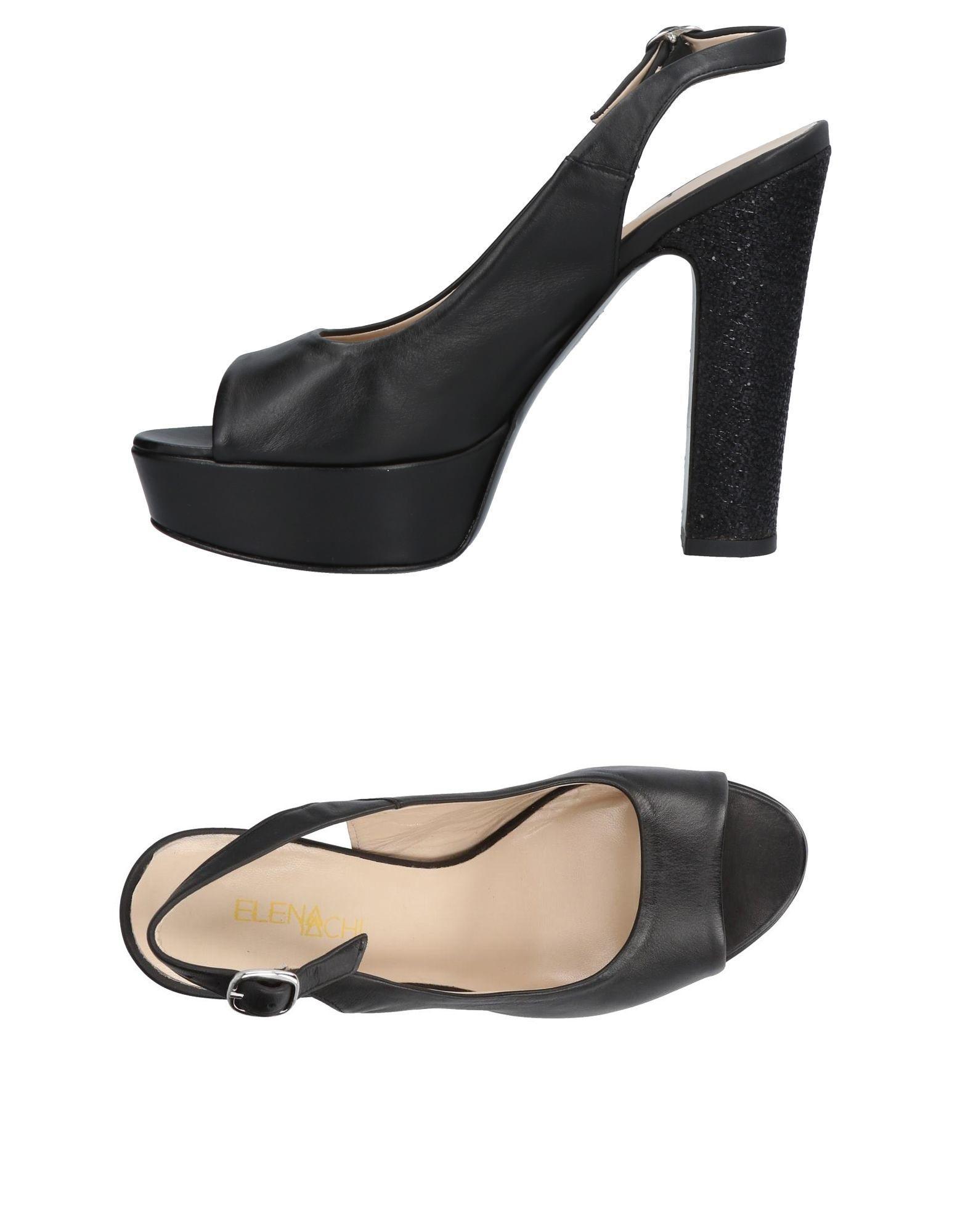 Elena Iachi Sandalen Damen  11416998OF Gute Qualität beliebte Schuhe